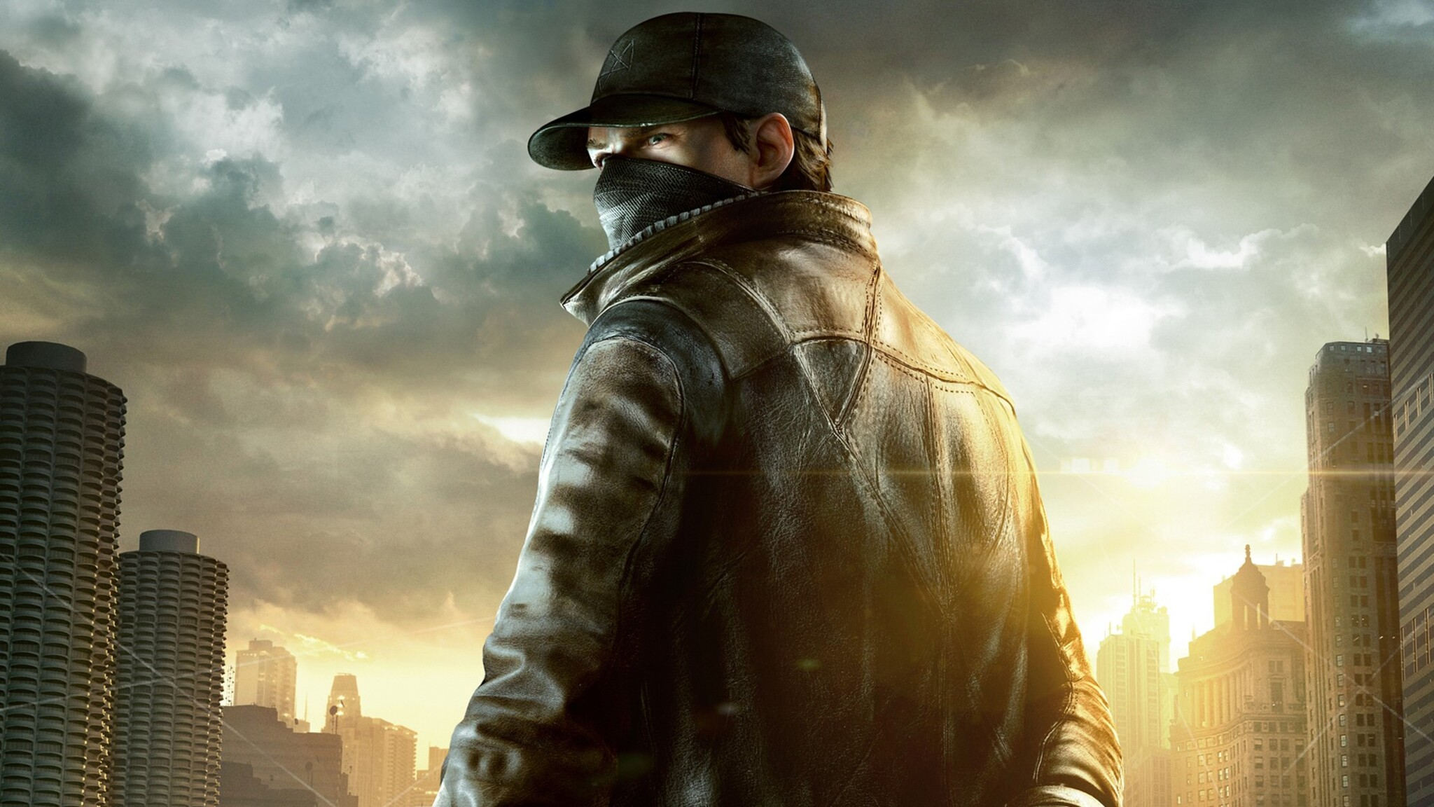Watch Dogs High Resolution Games Hd Wallpaper For Mobile: 2048x1152 Aiden Pearce Watch Dogs 2048x1152 Resolution HD