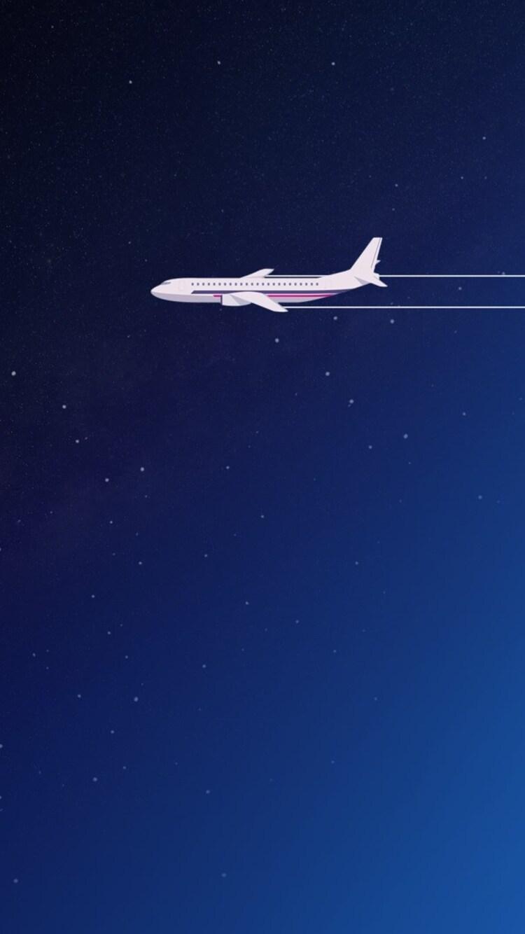 Airplane Digital Art Qhd