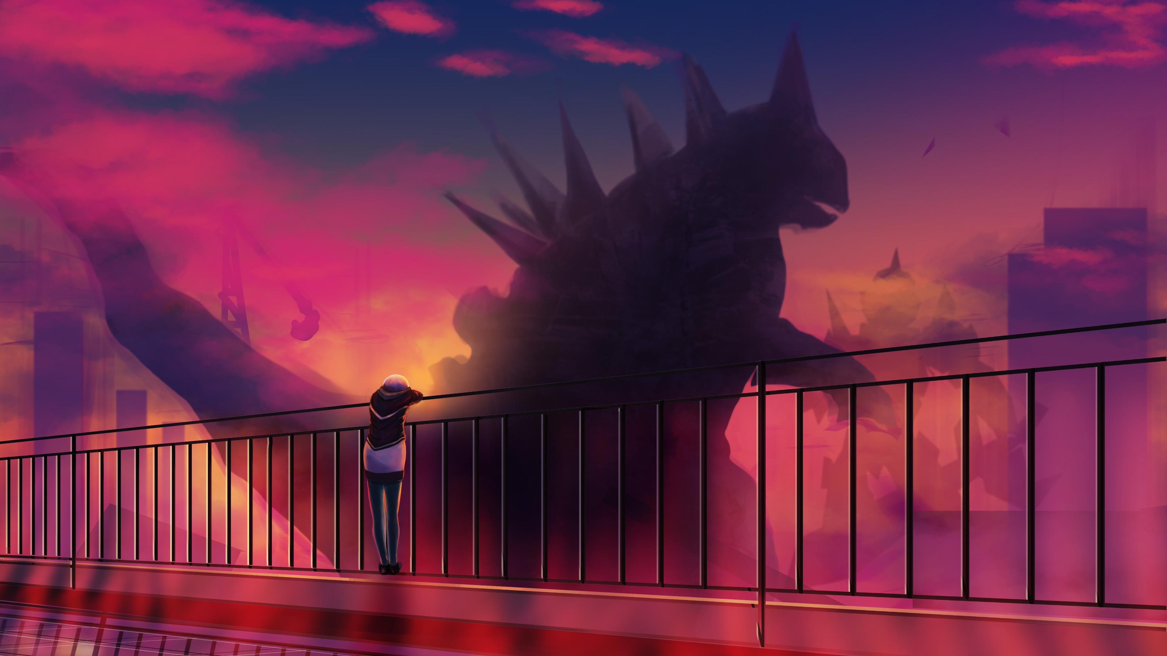3840x2160 Akane Shinjou Anime 4k HD 4k Wallpapers, Images ...