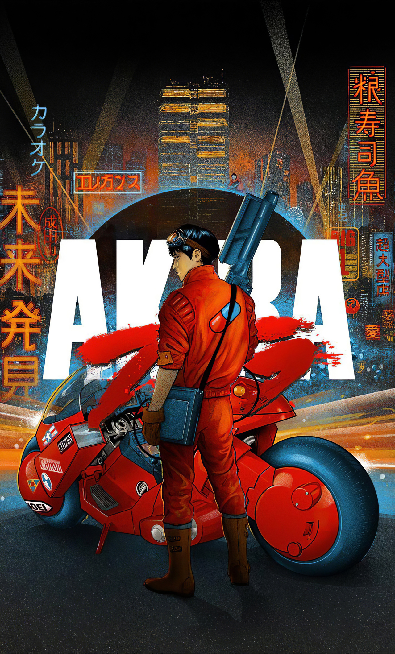 1280x2120 Akira 1988 Iphone 6 Hd 4k Wallpapers Images Backgrounds Photos And Pictures