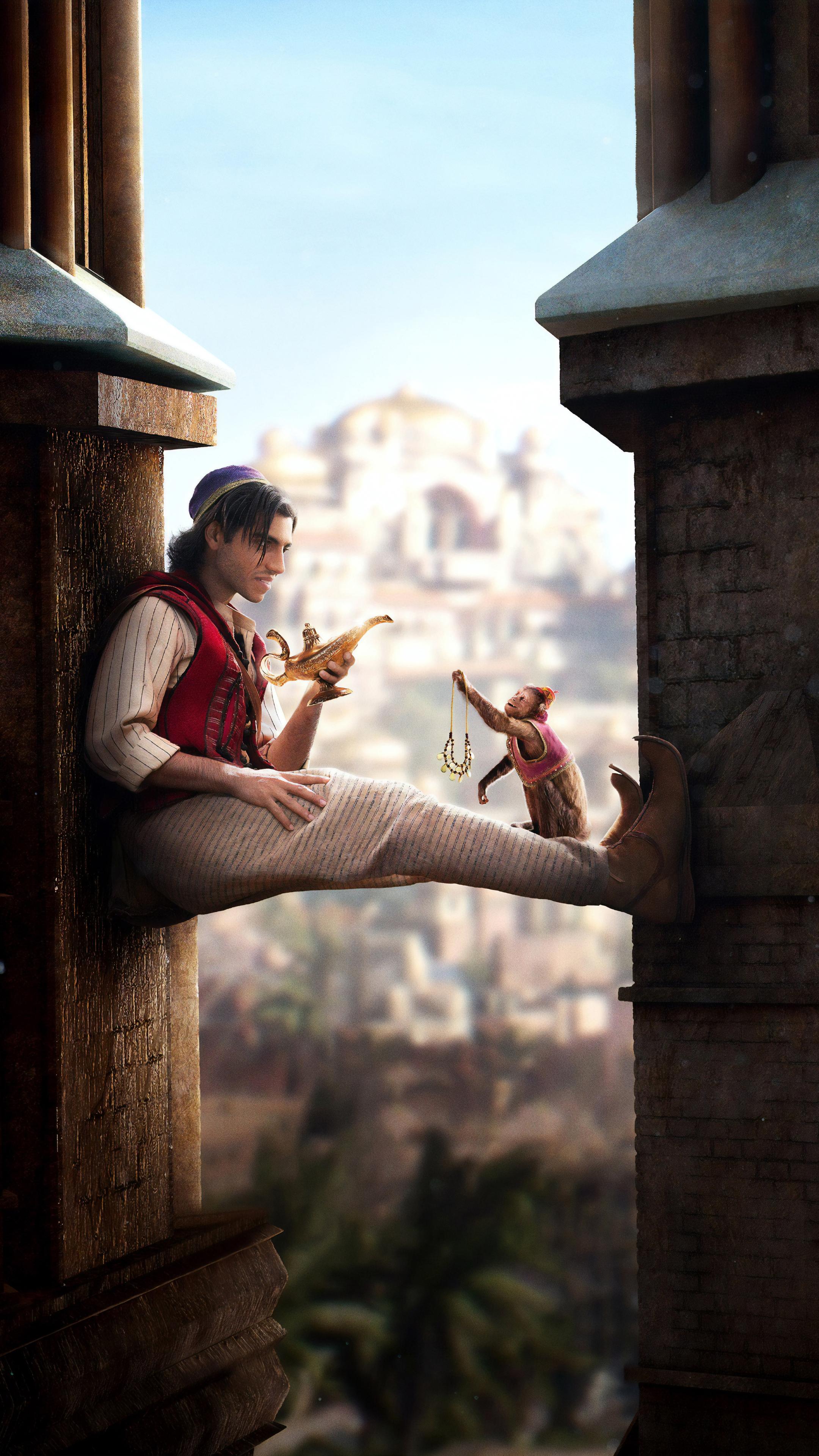 2160x3840 Aladdin Movie 2019 Sony Xperia X Xz Z5 Premium Hd