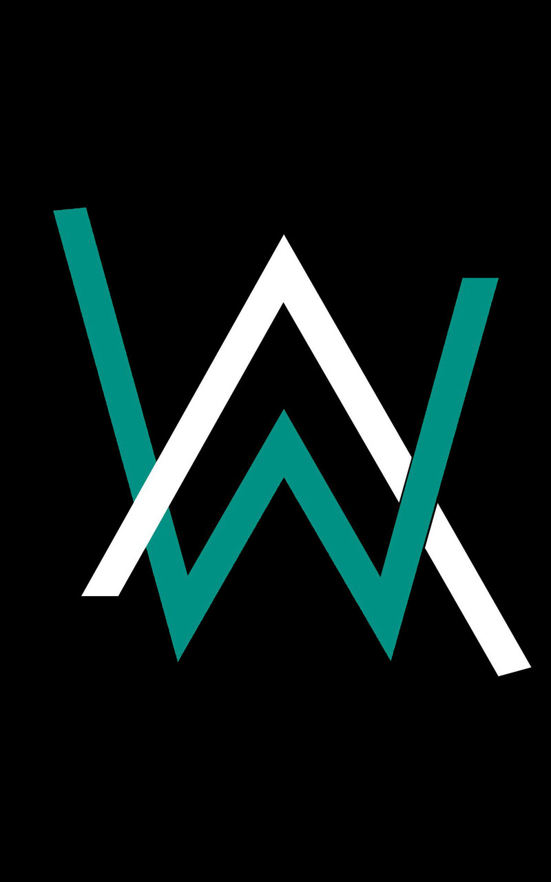 800x1280 alan walker logo 4k nexus 7 samsung galaxy tab 10 note android tablets hd 4k wallpapers - Alan walker logo galaxy ...