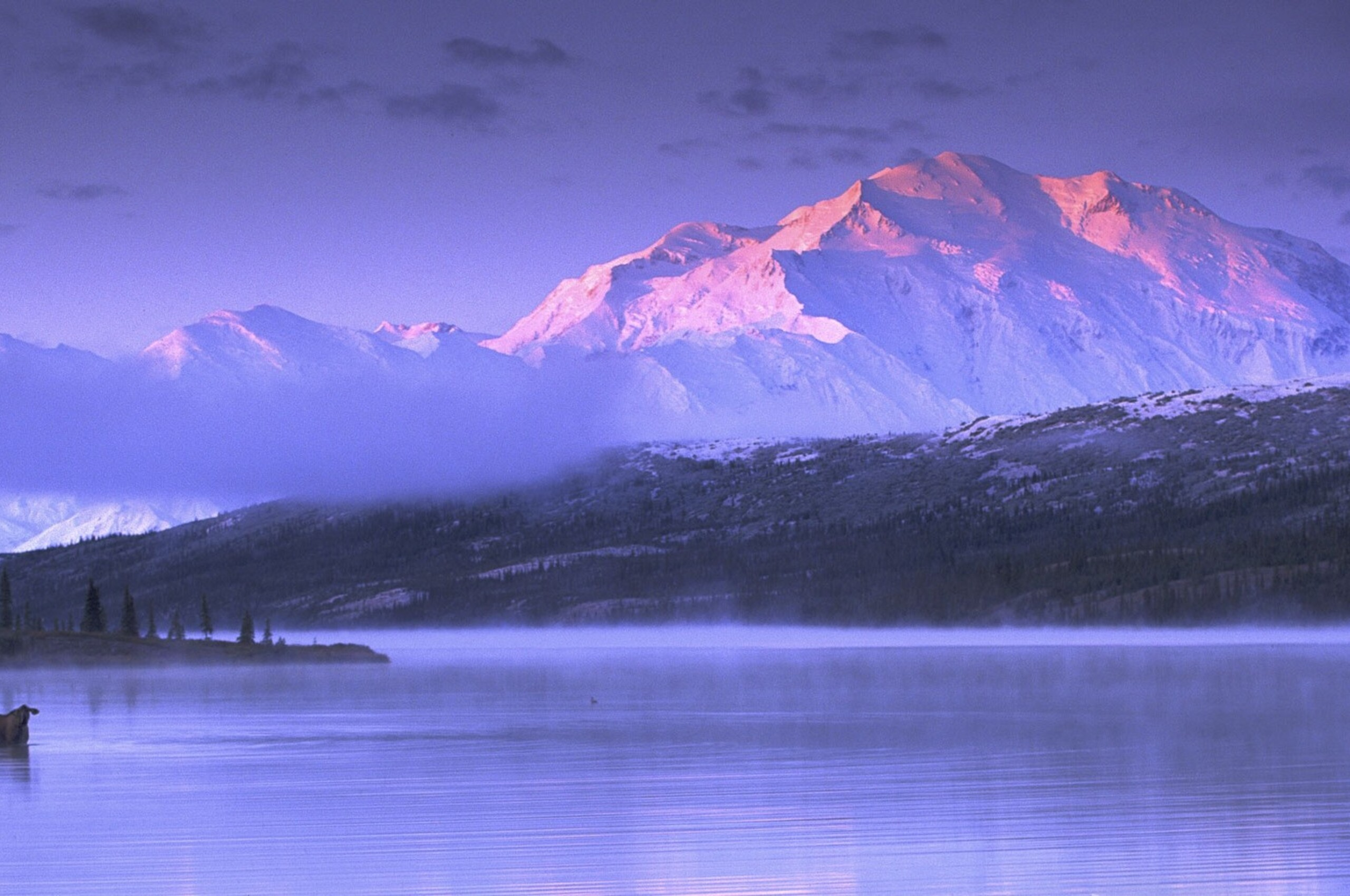 Alaska Landscape Mountains Pic