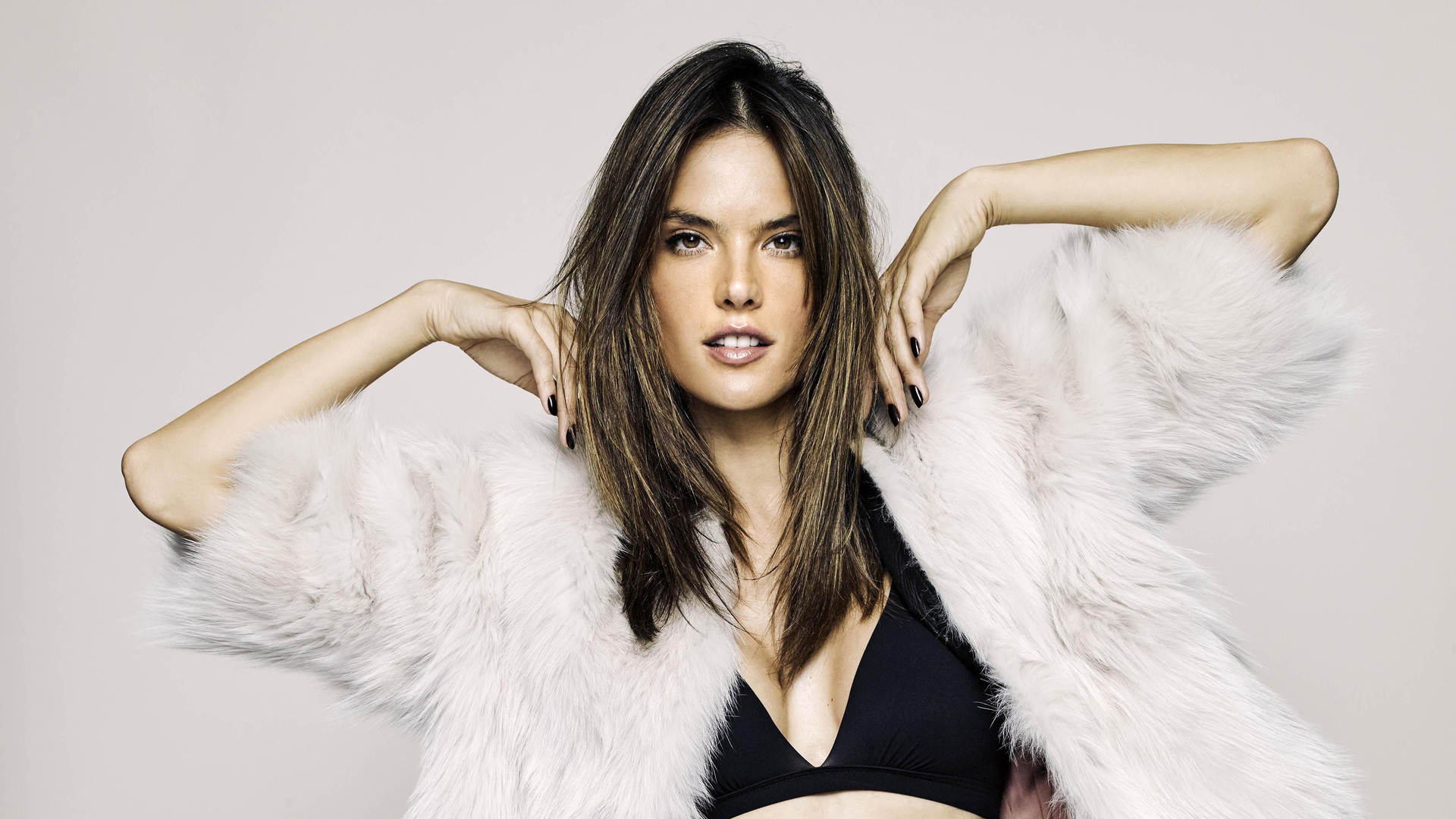 Alessandra Ambrosio Celebrity HD Wallpaper 9 Source 1920x1080 XTI Shoes Fall 2018 Campaign 4k Laptop