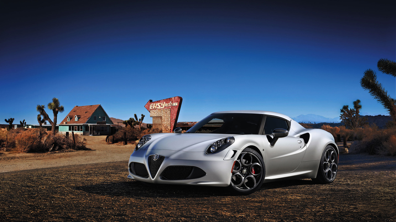 1366x768 alfa romeo 4c car 1366x768 resolution hd 4k wallpapers