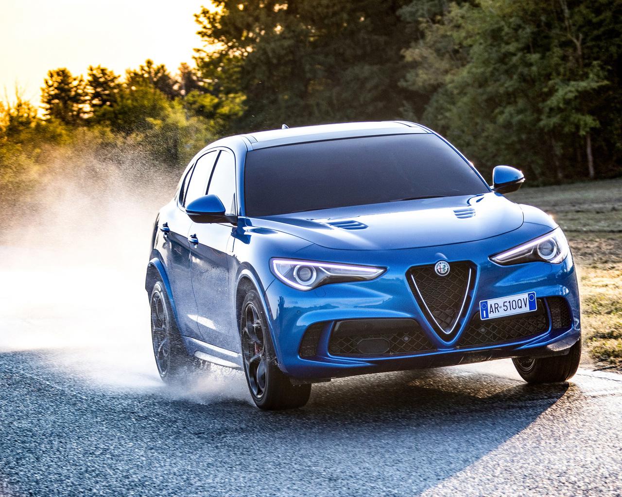 1280x1024 Alfa Romeo Stelvio Quadrifoglio 1280x1024 Resolution Hd