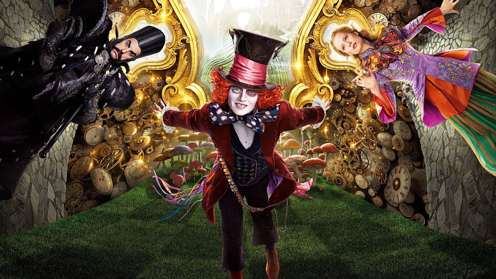 2048x1152 Alice In Wonderland 2048x1152 Resolution HD 4k