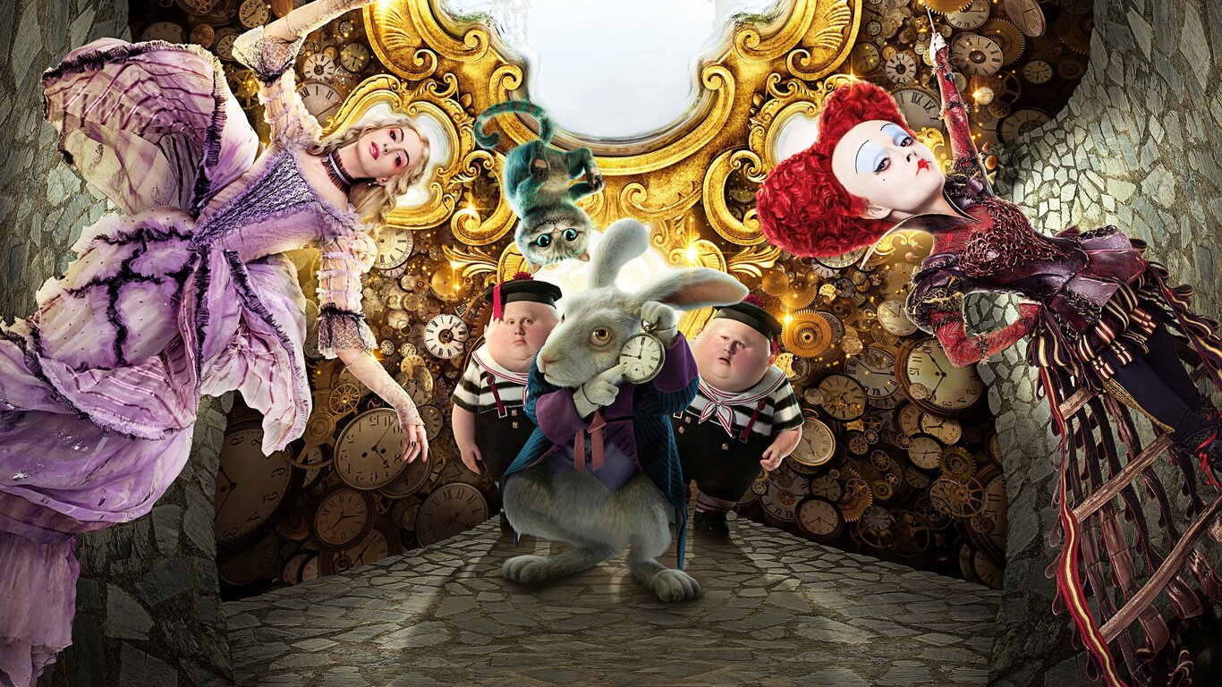 1366x768 Alice Through The Looking Glass 1366x768 Resolution Hd 4k