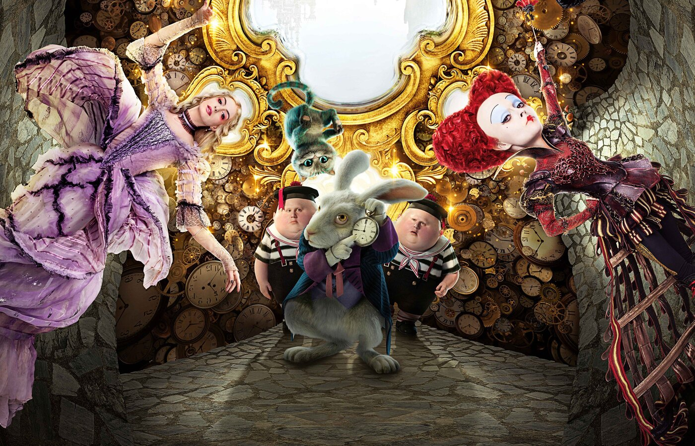 1400x900 Alice Through The Looking Glass 1400x900 Resolution