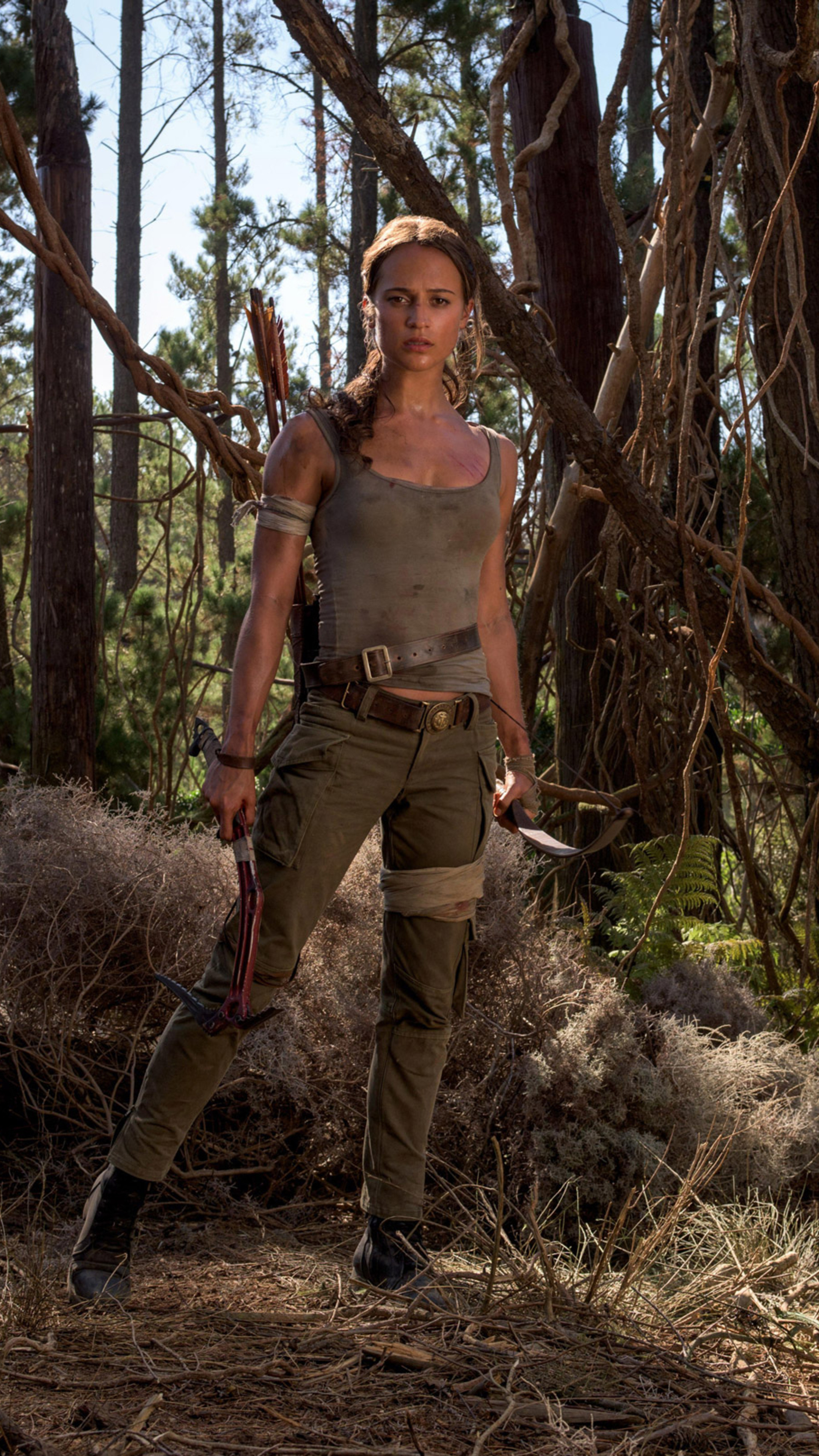 Lara Croft: Tomb Raider   Blu-ray/DVD Reviews   Popzara Press