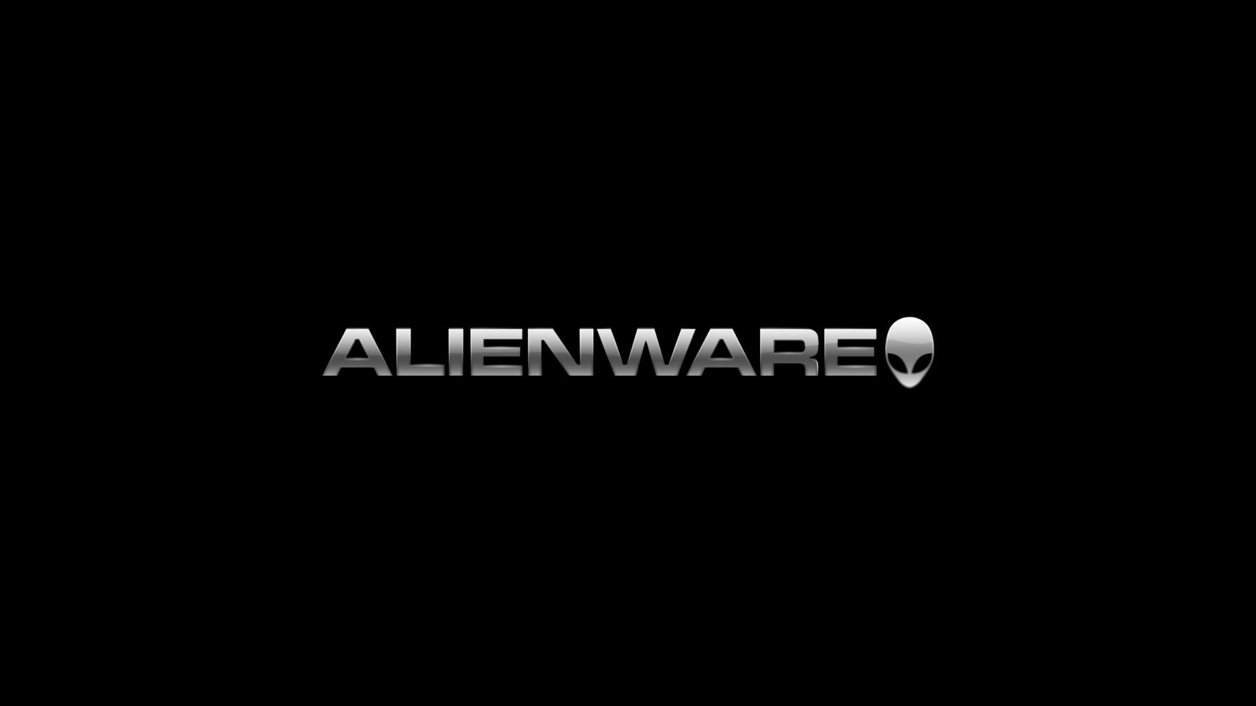 2560x1440 Alienware Logo 1440P Resolution HD 4k Wallpapers