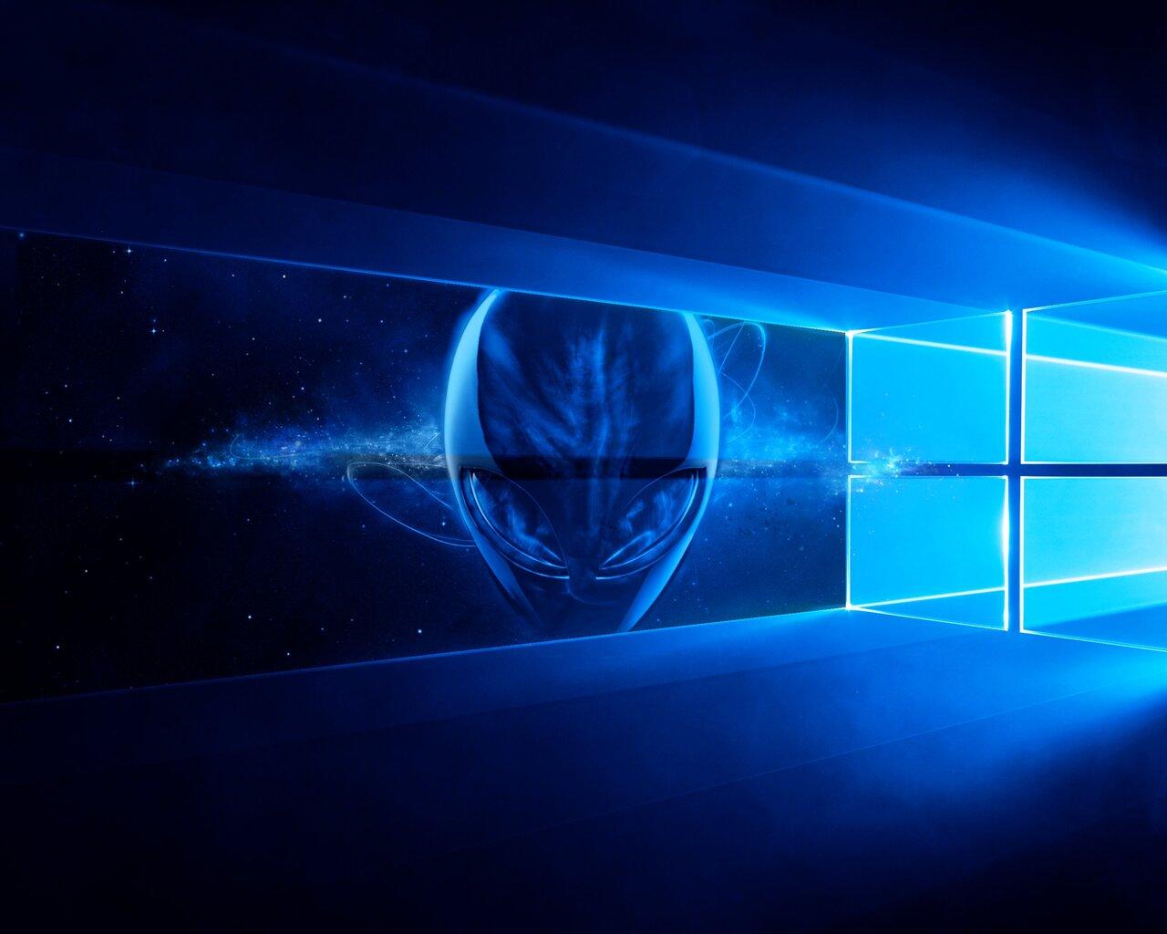 windows wallpaper 3440x1440: 1280x1024 Alienware Windows 10 1280x1024 Resolution HD 4k