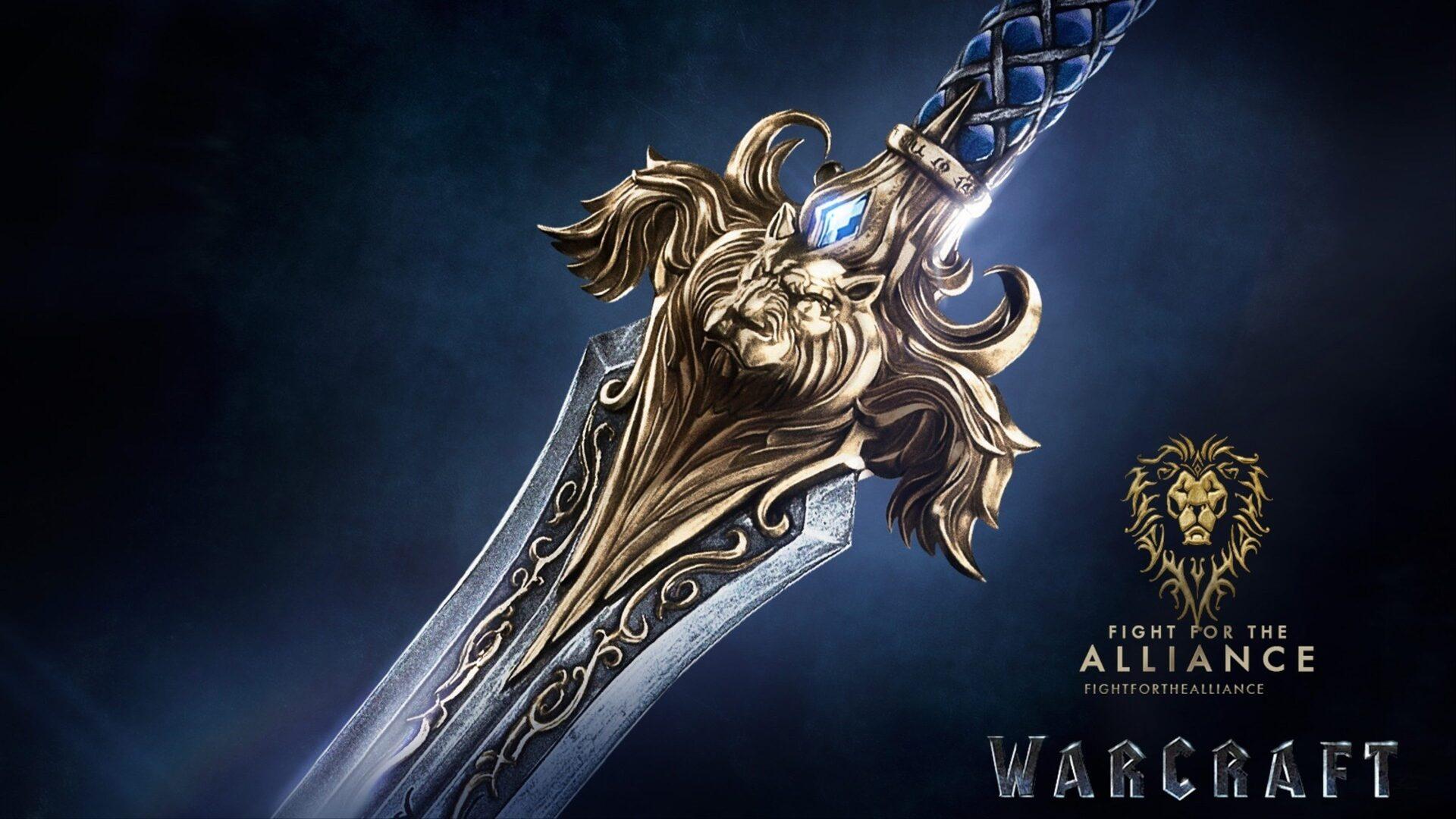 1080p world of warcraft alliance wallpaper
