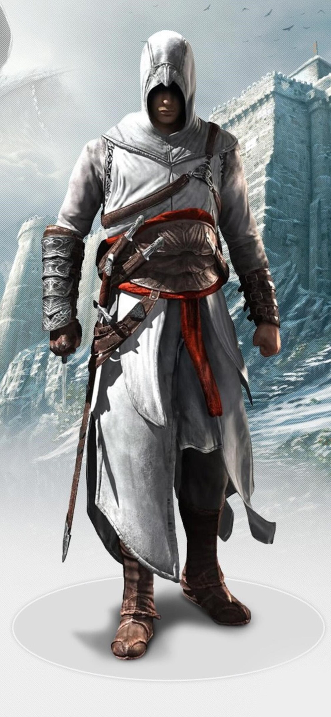 1125x2436 Altair In Assassins Creed 2 Iphone Xsiphone 10