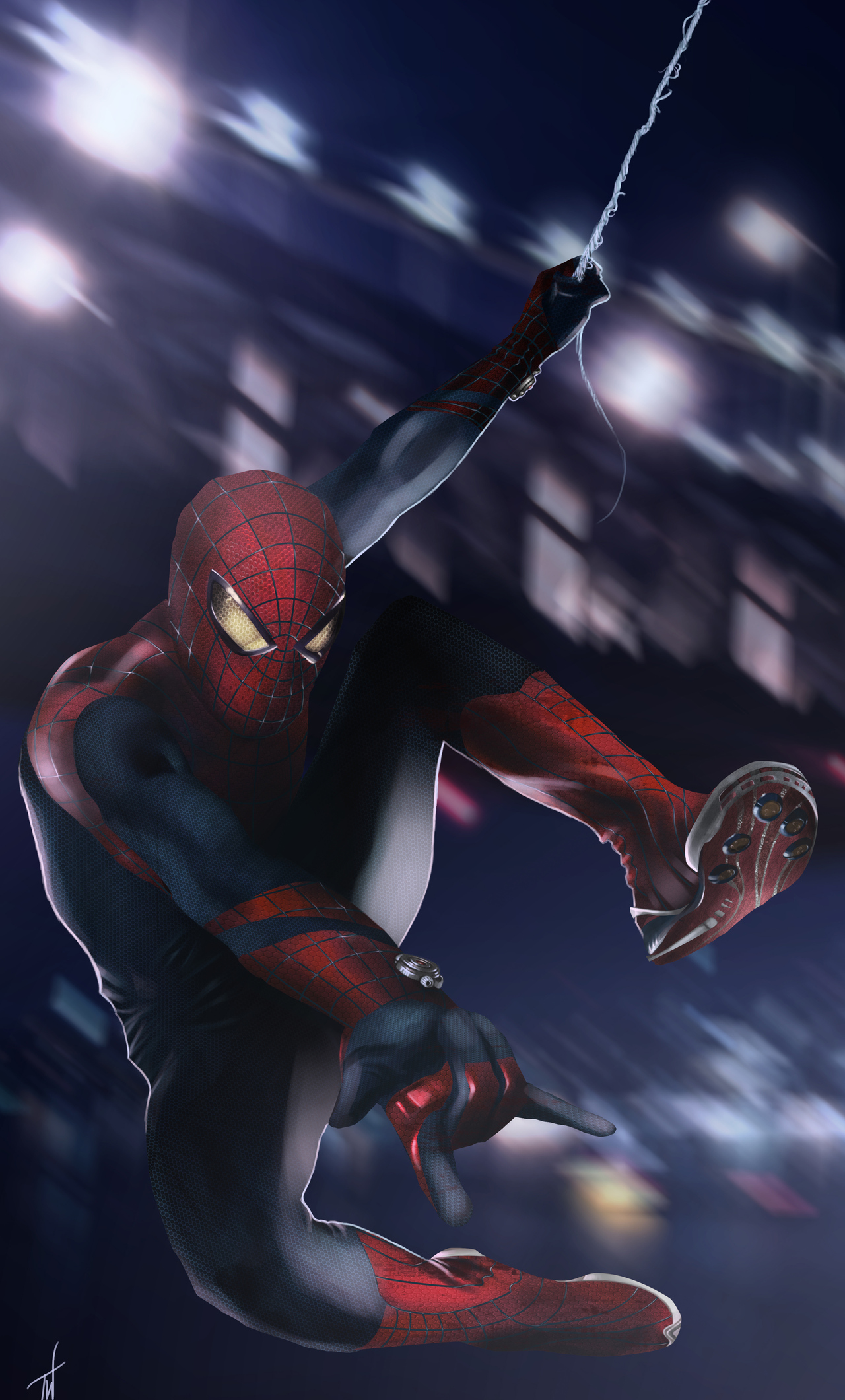 1280x2120 Amazing Spider Man Iphone 6 Hd 4k Wallpapers Images