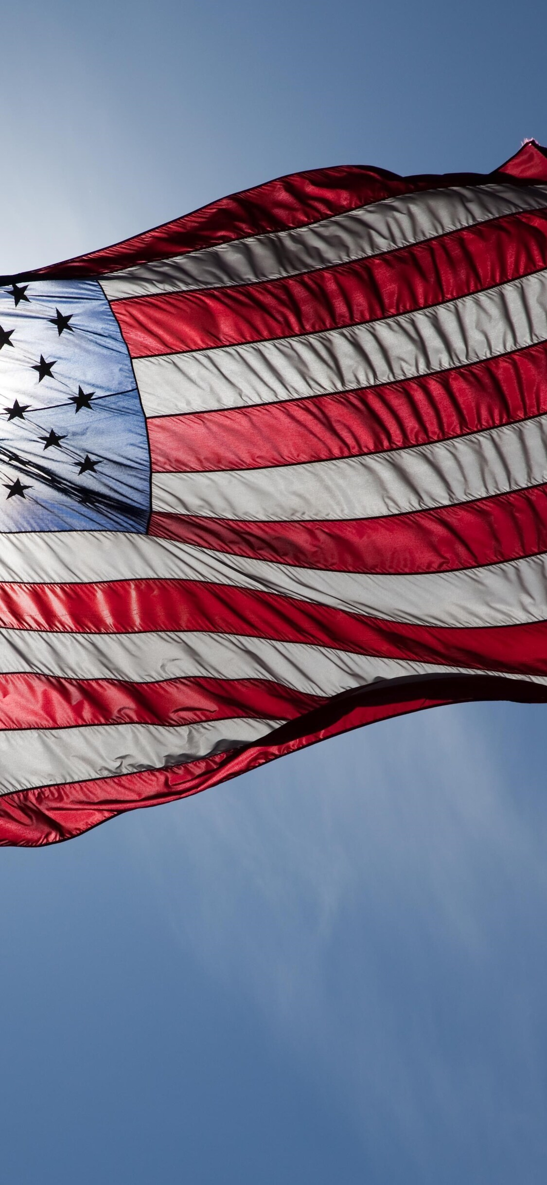 1125x2436 American Flag Iphone Xs Iphone 10 Iphone X Hd 4k Wallpapers Images Backgrounds Photos And Pictures