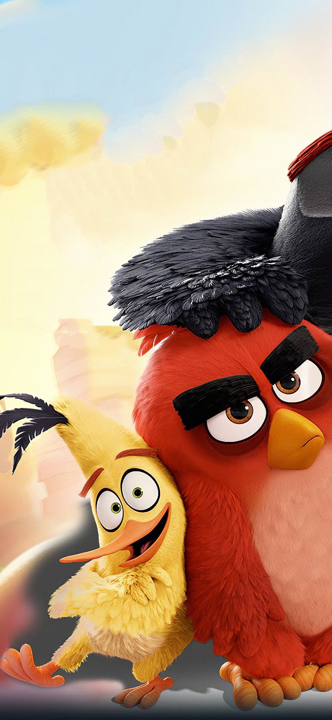 1125x2436 Angry Birds 10 Years Iphone Xs Iphone 10 Iphone X Hd 4k Wallpapers Images Backgrounds Photos And Pictures