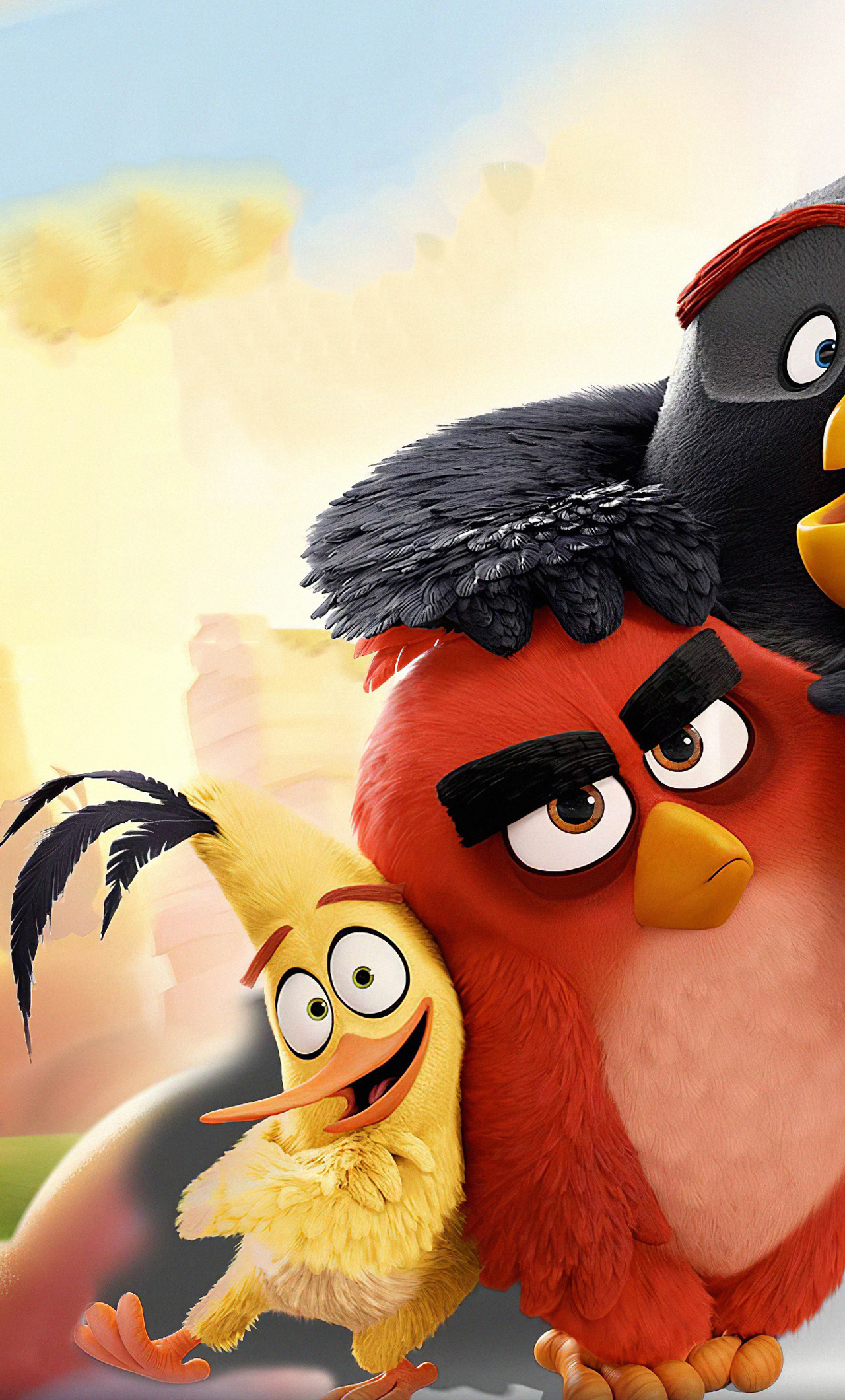 1280x2120 Angry Birds 10 Years Iphone 6 Hd 4k Wallpapers Images Backgrounds Photos And Pictures