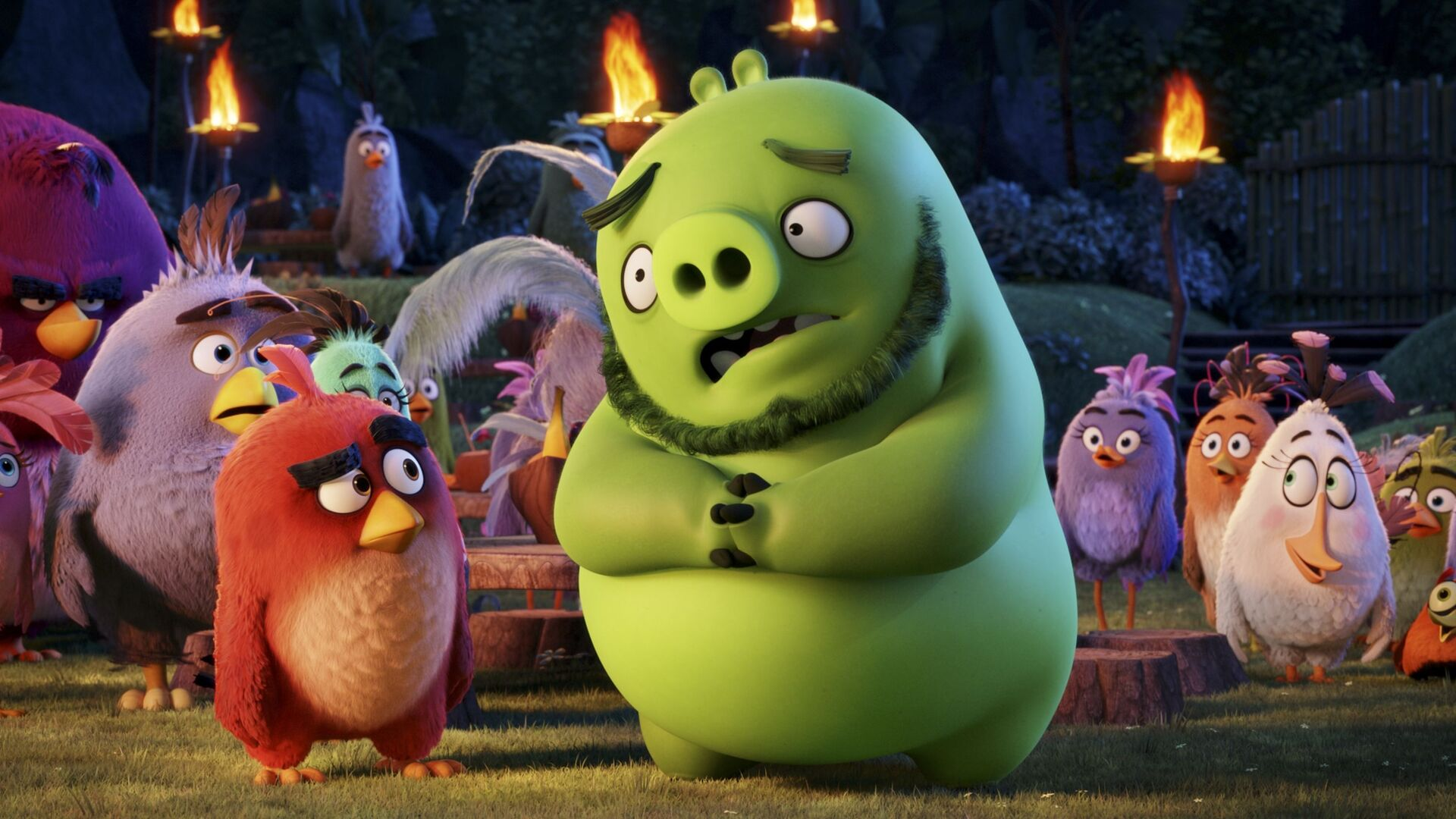 1920x1080 Angry Birds Movie 2016 Laptop Full Hd 1080p Hd 4k Images, Photos, Reviews