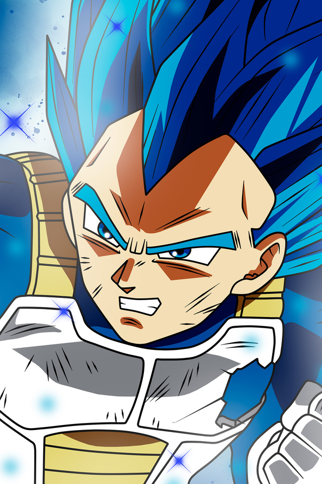 640x960 Anime Dragon Ball Super Vegeta Ssj Blue Full Power Iphone 4 Iphone 4s Hd 4k Wallpapers Images Backgrounds Photos And Pictures