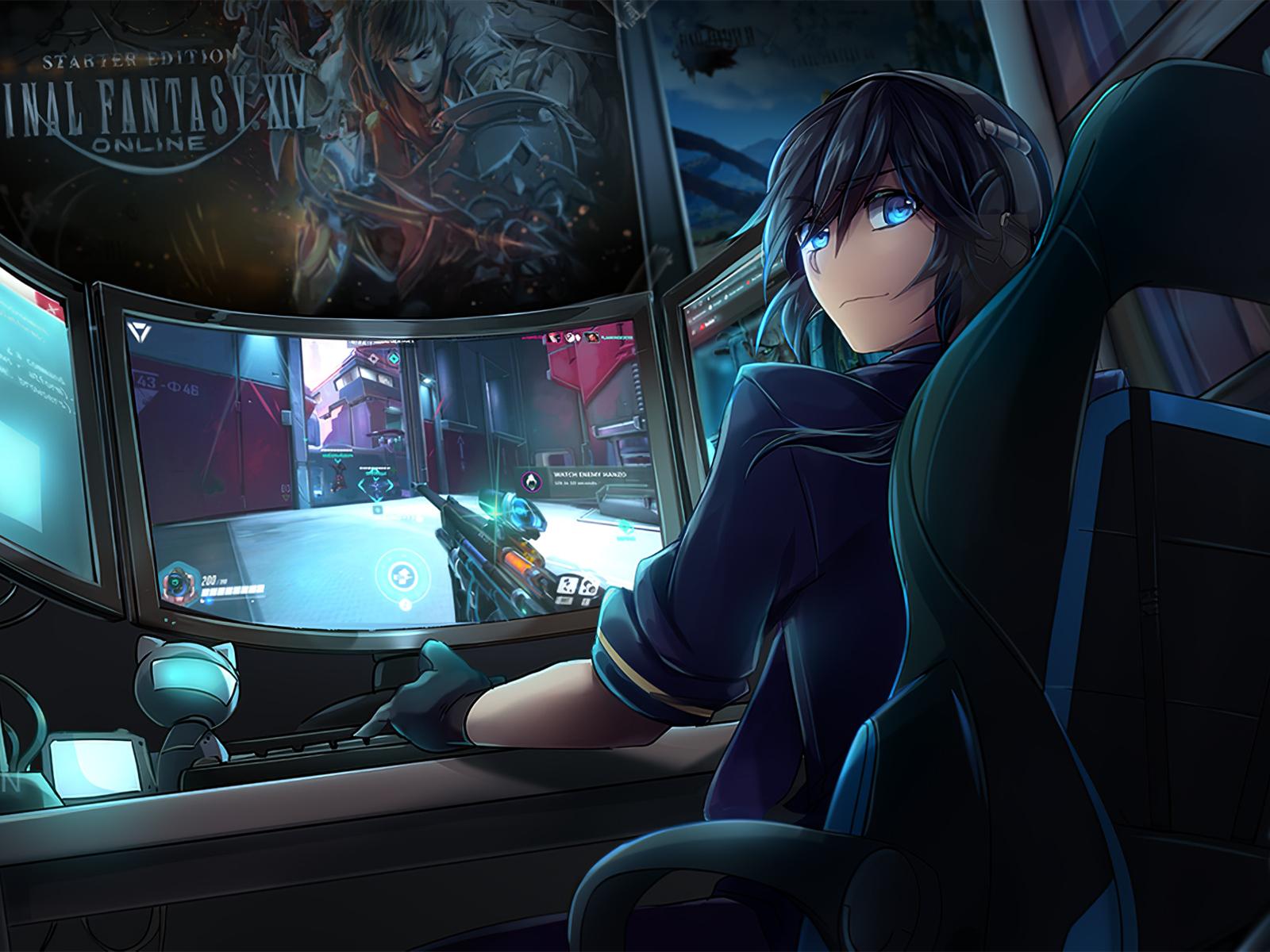 anime gaming boy 9u