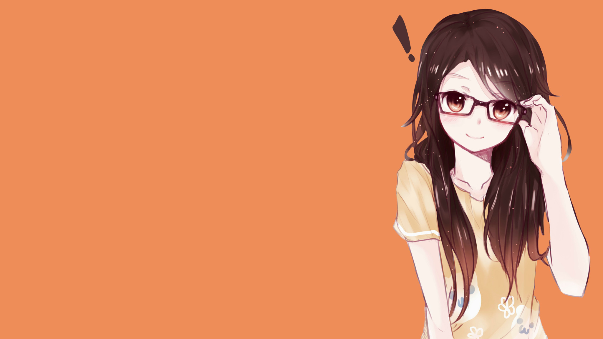 2048x1152 Anime Girl 1 2048x1152 Resolution Hd 4k Wallpapers