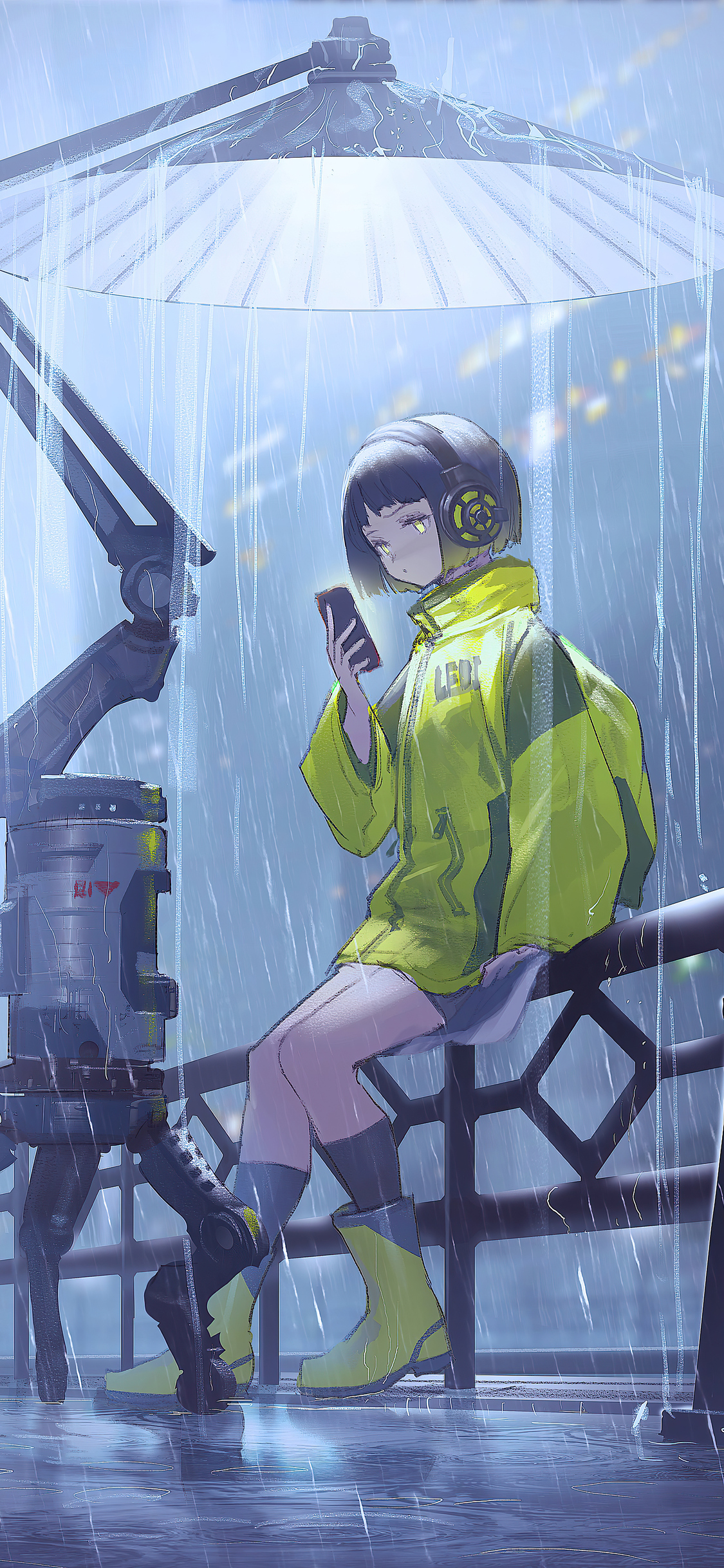 1125x2436 Meiko Vocaloid Anime Girl 4k Iphone XS,Iphone 10