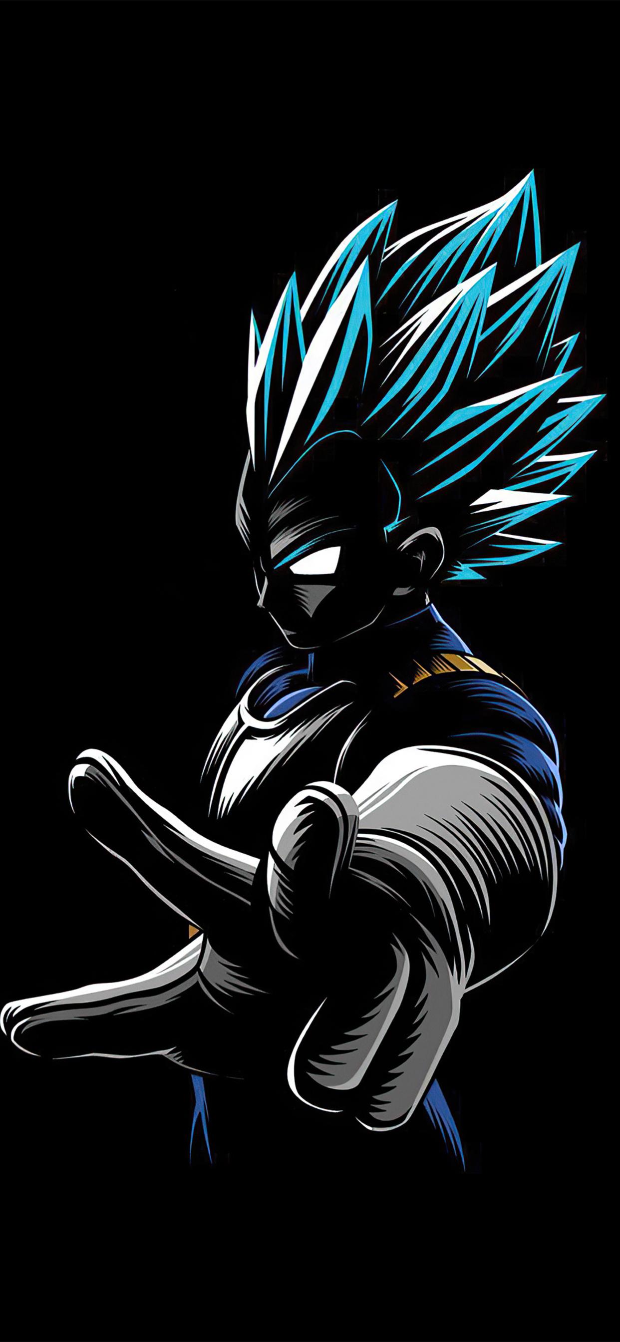 1242x2688 Anime Goku 4k Iphone XS MAX HD 4k Wallpapers ...