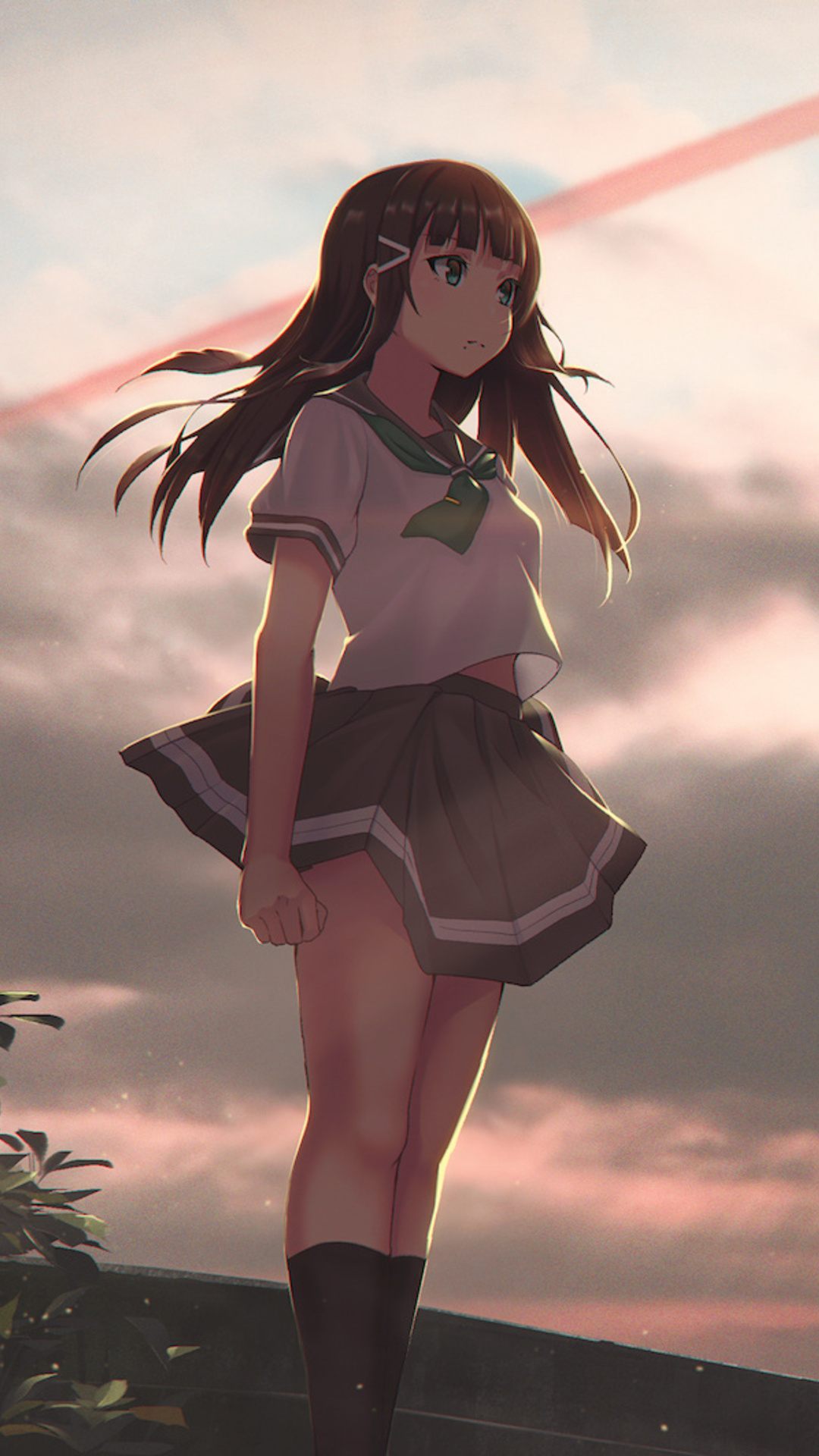1080x1920 Anime Love Live Sunshine Iphone 7,6s,6 Plus ...