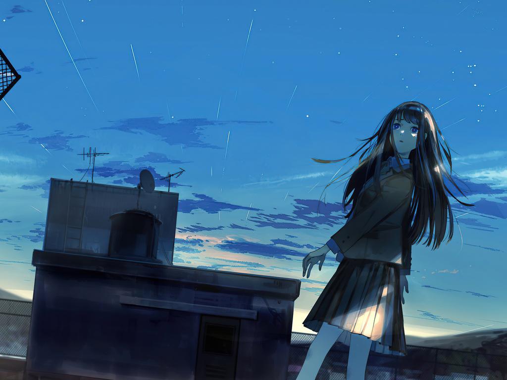 anime-original-girl-rooftop-evening-time-4k-xw.jpg