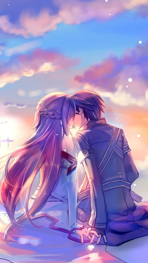 500 Wallpaper Anime Romantis Android HD