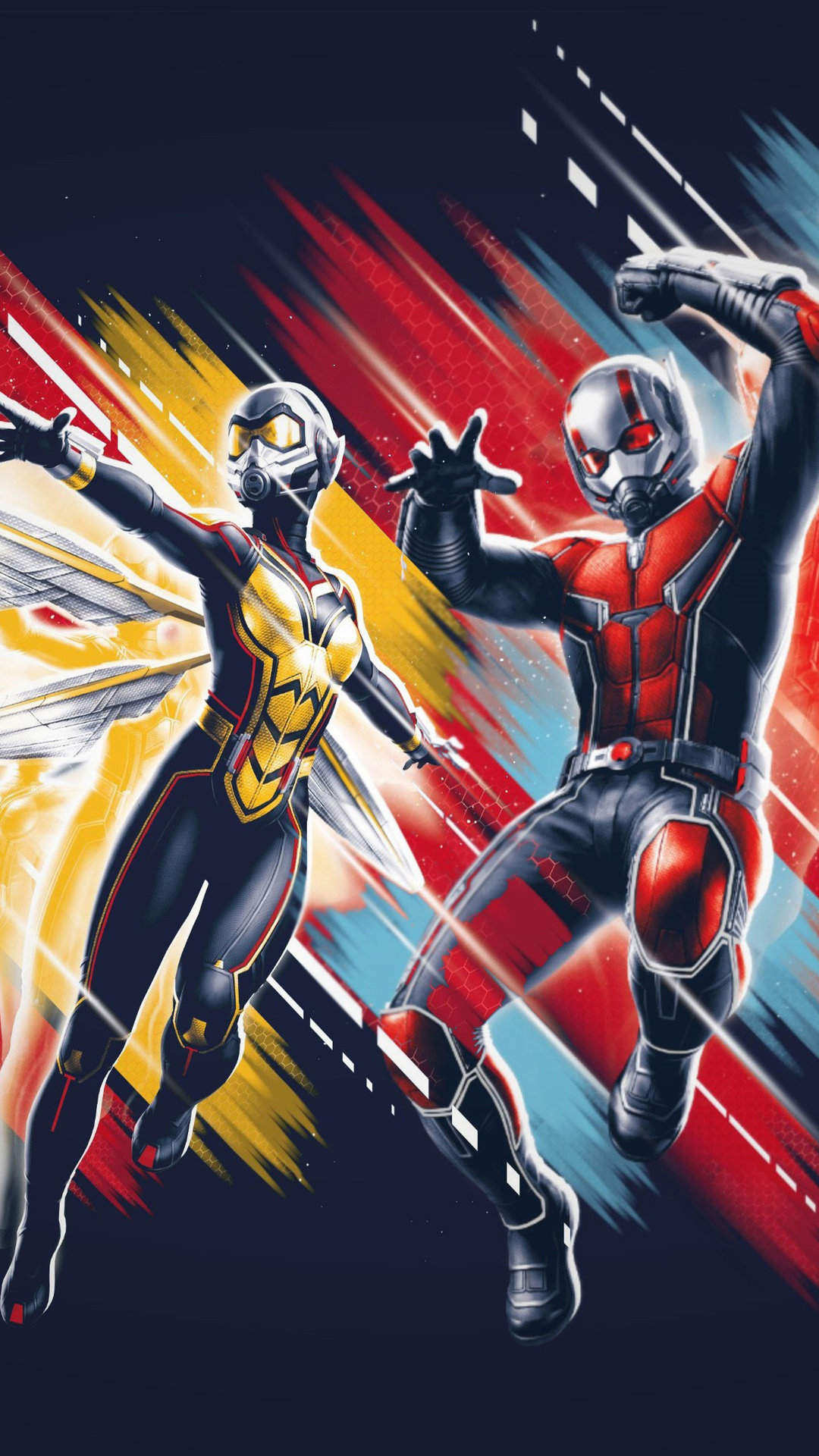 Ant Man And The Wasp 4k 9k