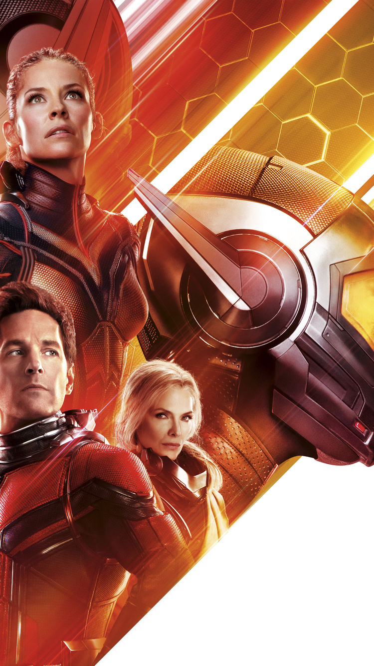 750x1334 Ant Man And The Wasp Movie 10k Iphone 6 Iphone 6s Iphone