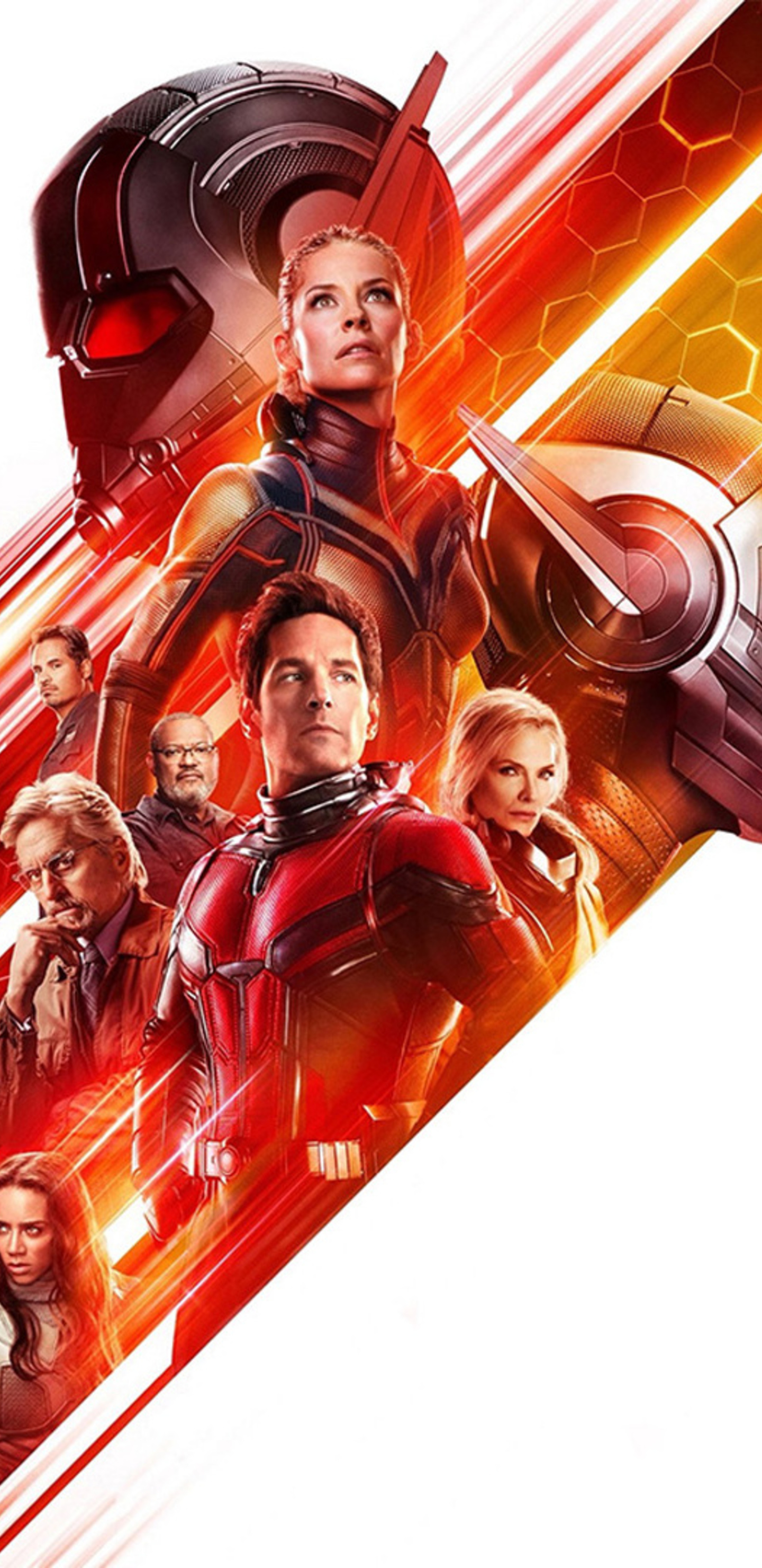 1440x2960 Ant Man And The Wasp Movie 2018 Poster Samsung ...