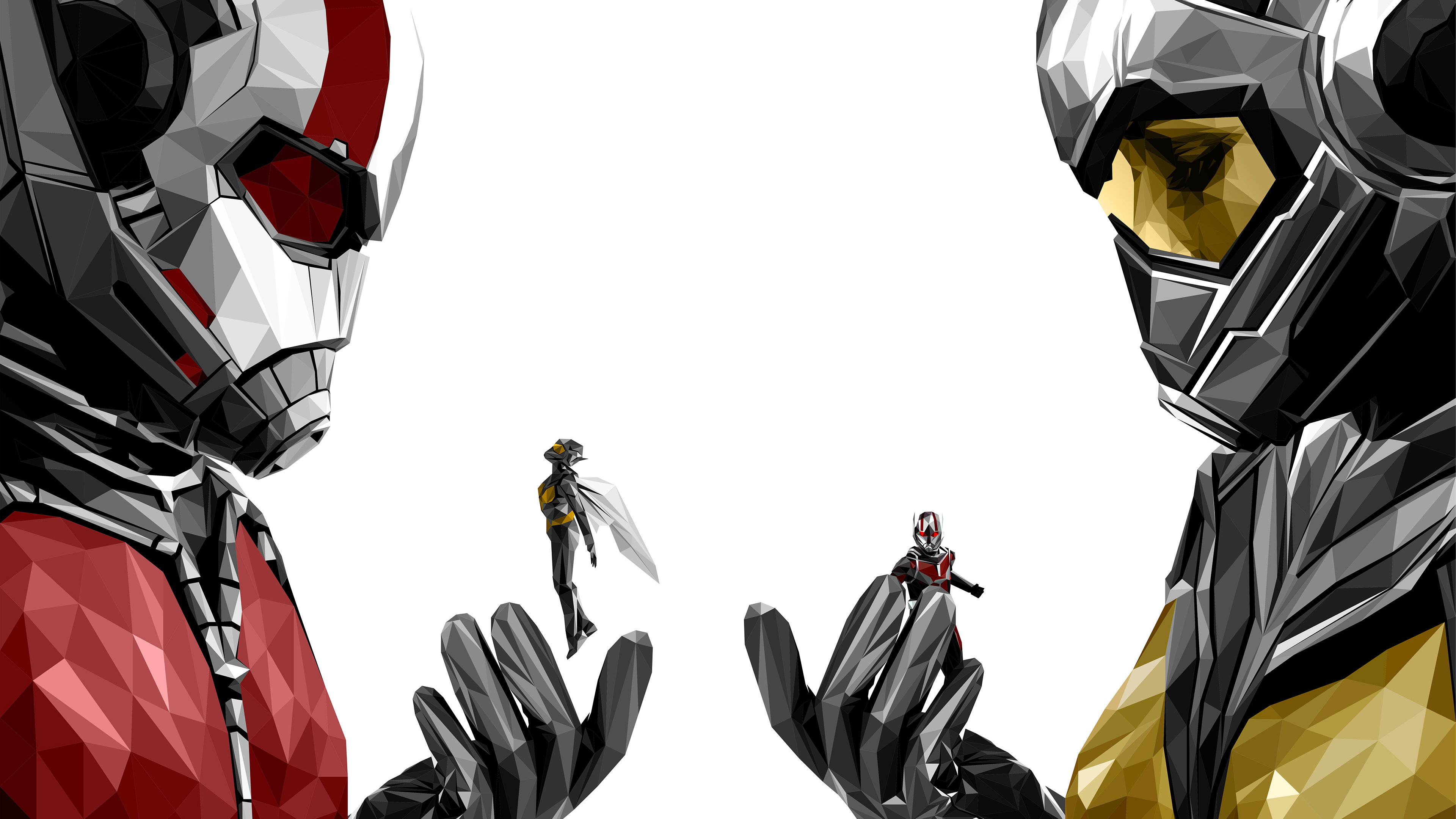 Ant Man Movie 4k