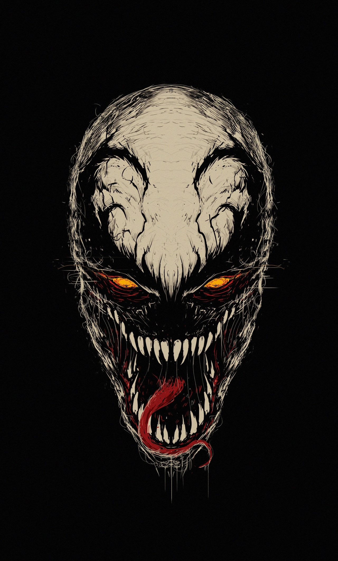 1280x2120 Anti Venom Iphone 6 Hd 4k Wallpapers Images Backgrounds Photos And Pictures