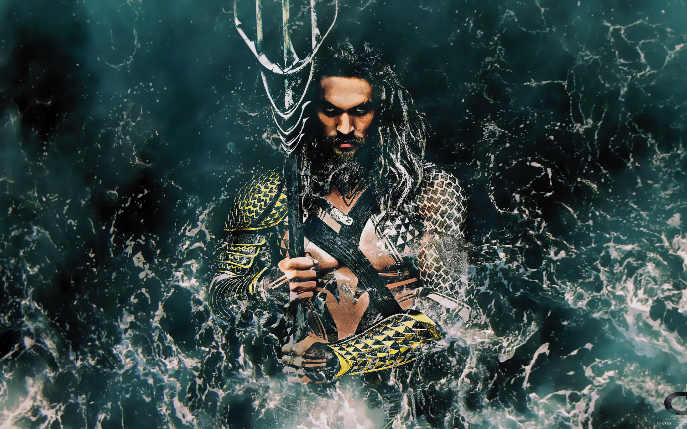 2880x1800 Aquaman Movie Macbook Pro Retina Hd 4k Wallpapers Images