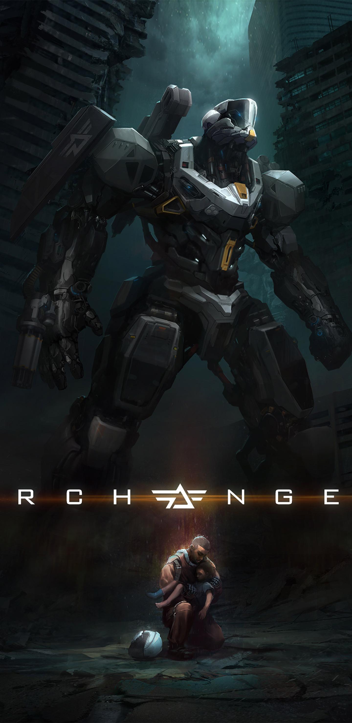 Archangel For Playstation Vr 4k 8k Q4
