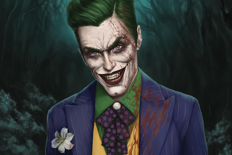 3000x2002 Art Joker Jared Leto 3000x2002 Resolution Hd 4k