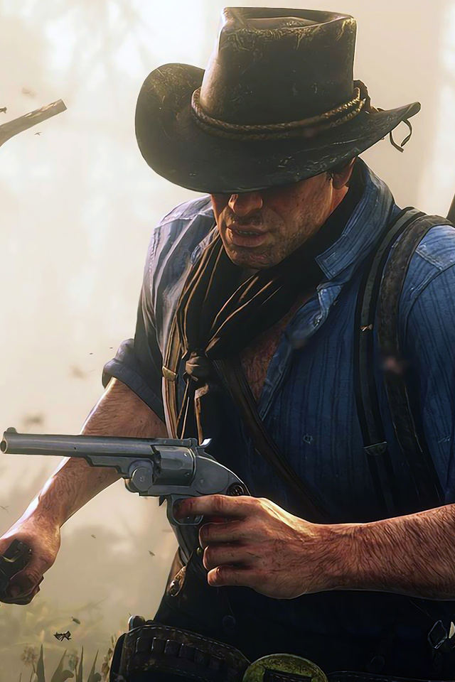 640x960 Arthur Morgan Red Dead Redemption 2 Iphone 4 Iphone 4s Hd