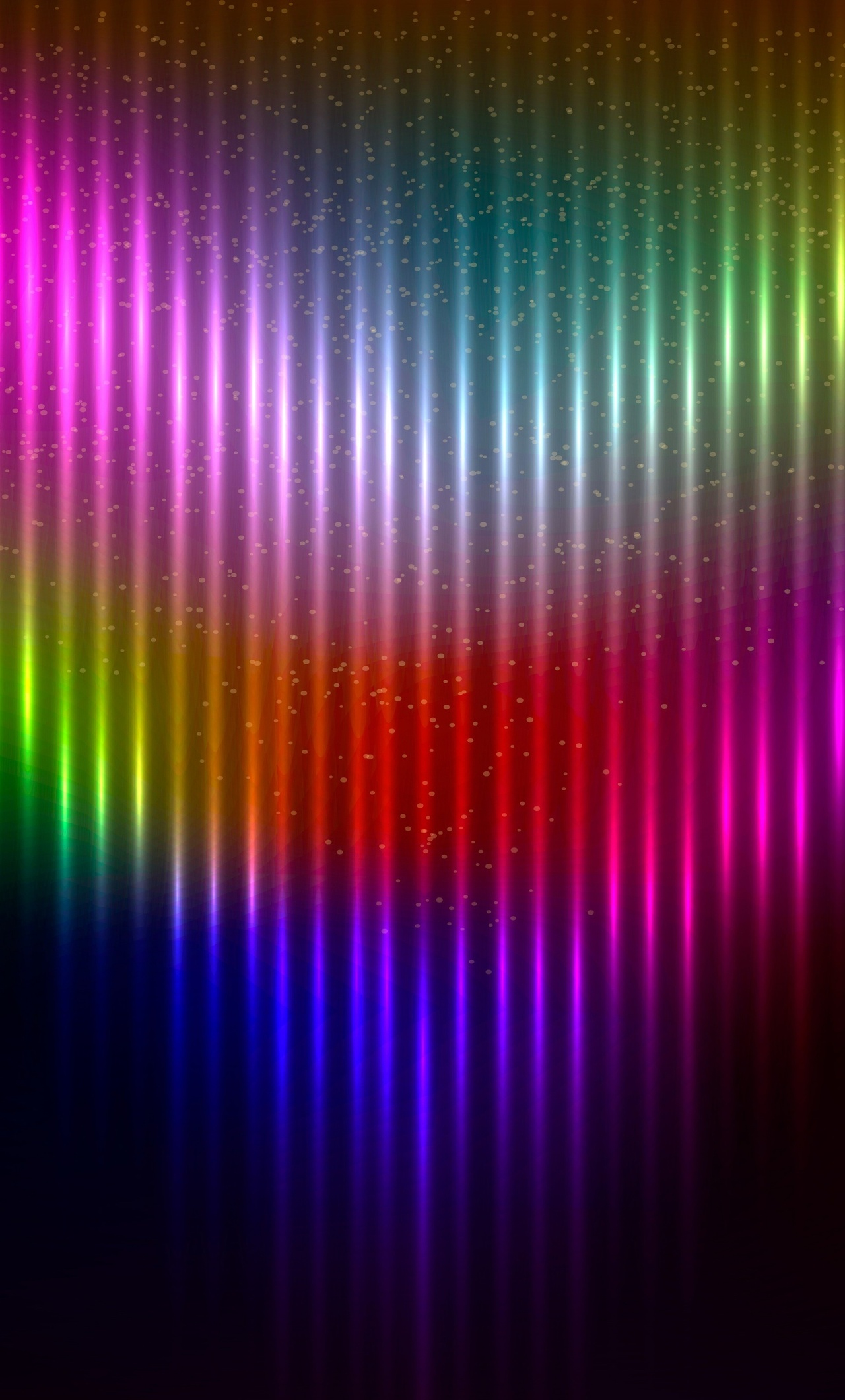 Artistic Colors Rainbow Background 4k Z8