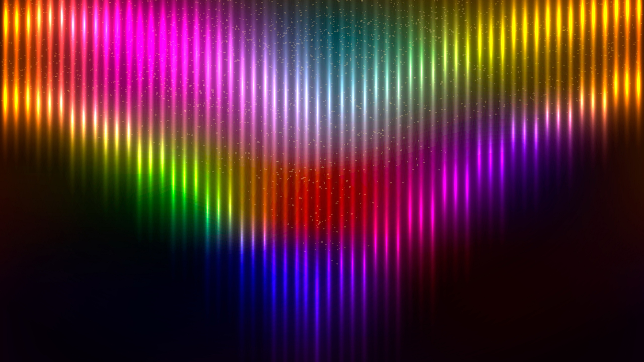 2560x1440 Artistic Colors Rainbow Background 4k 1440P