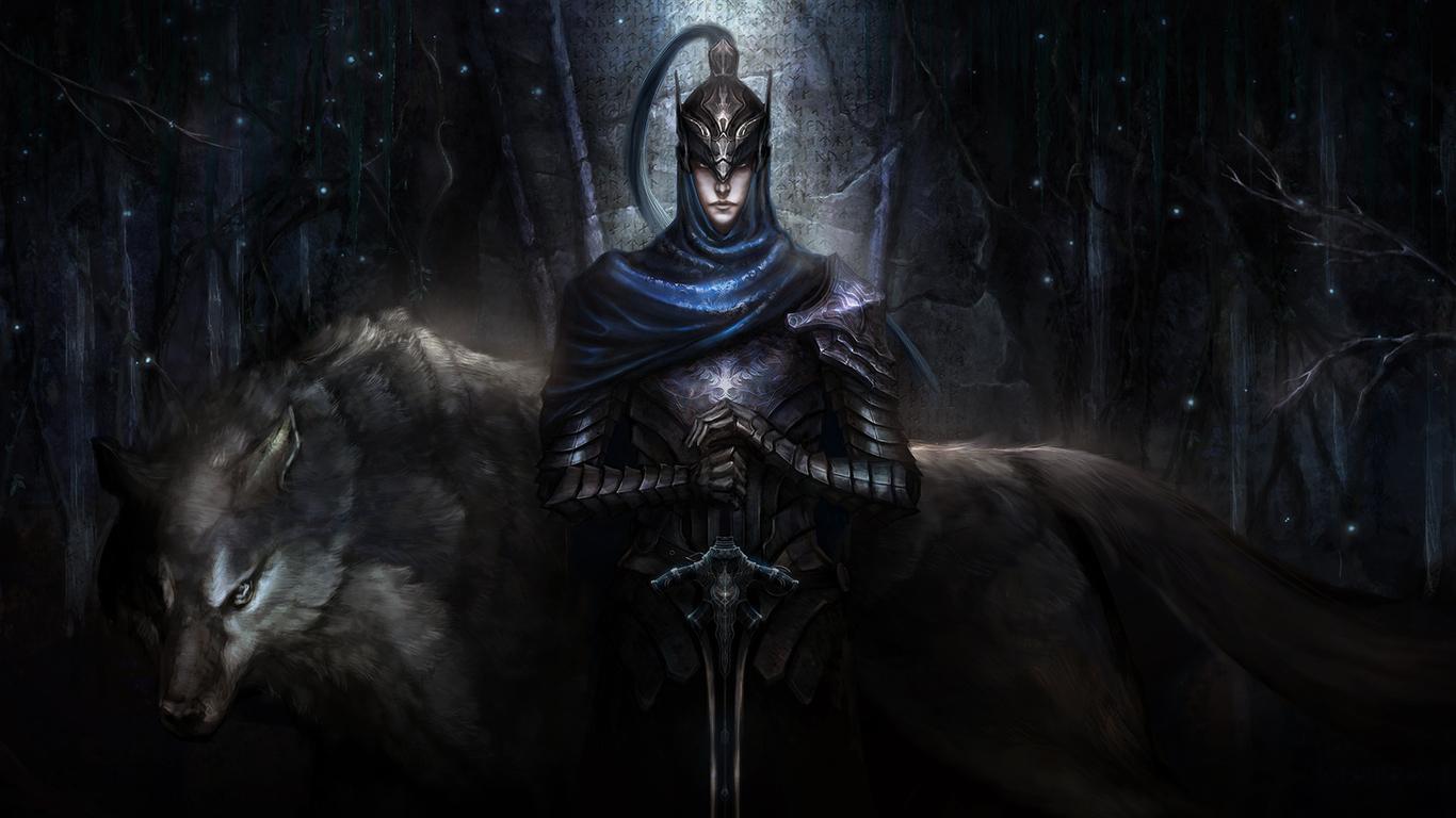 Artorias Dark Souls Qhd
