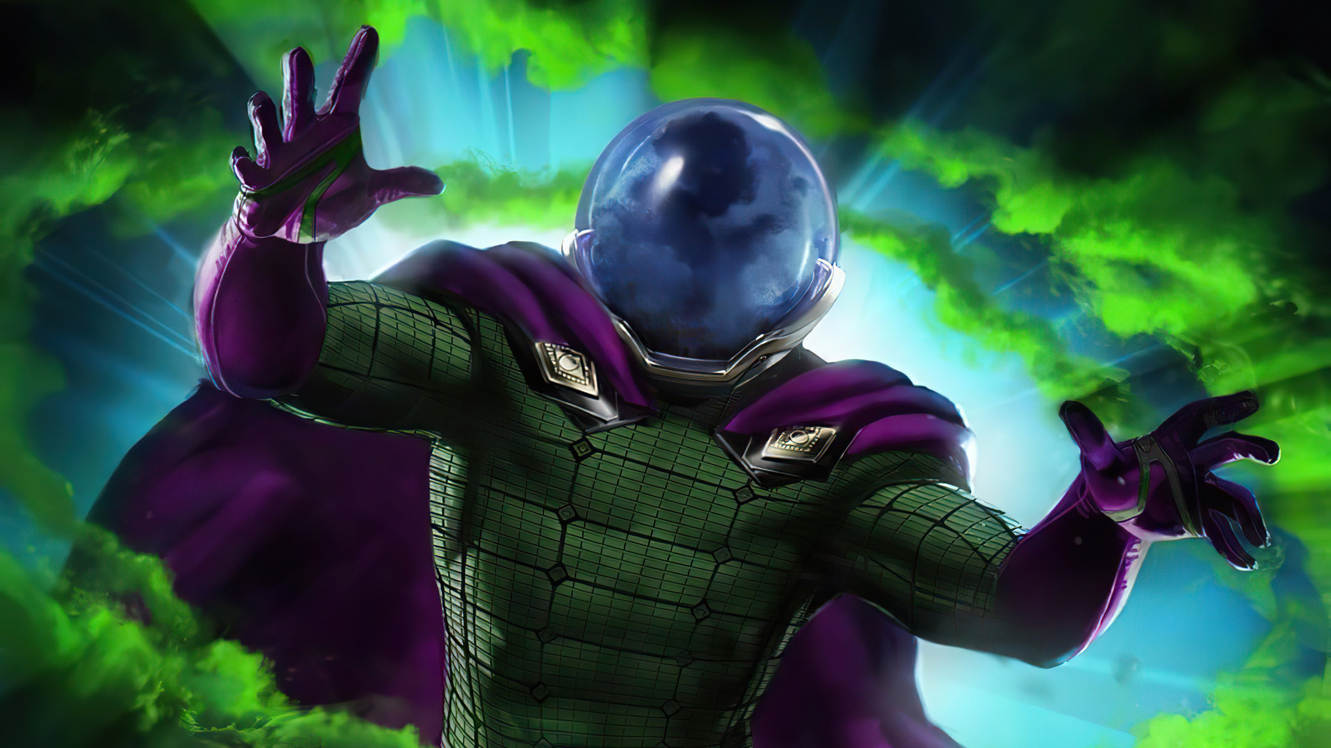 1920x1080 Artwork Mysterio 4k Laptop Full Hd 1080p Hd 4k Wallpapers Images Backgrounds Photos And Pictures