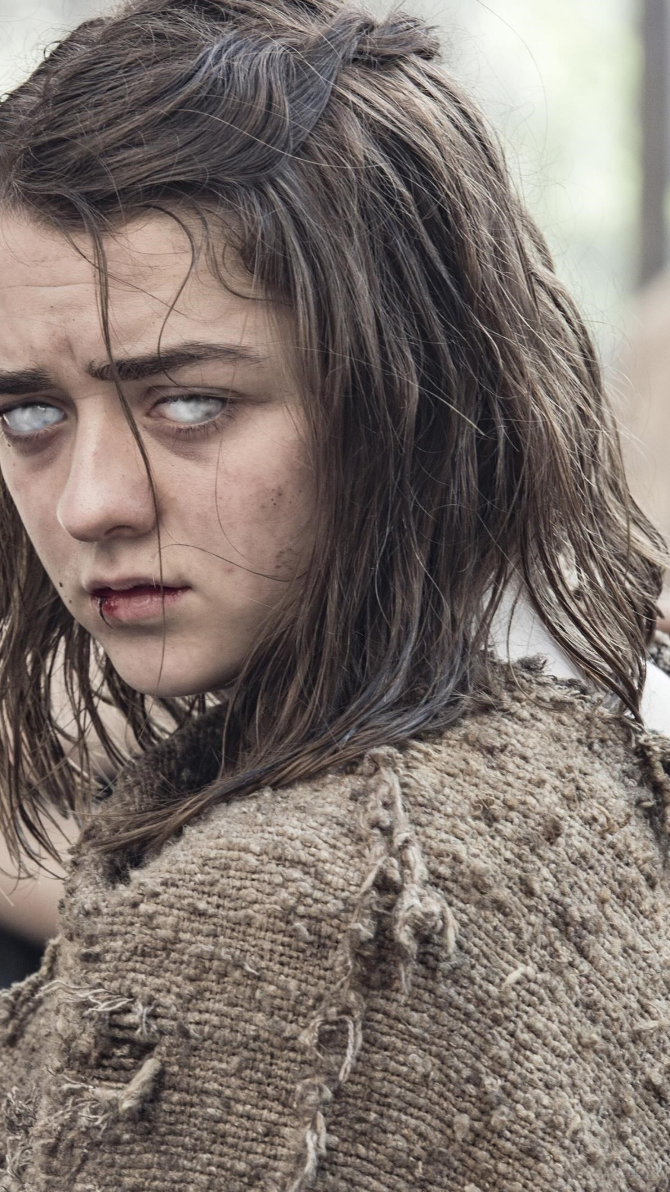 Arya Stark Game Of Thrones Season 6 4k