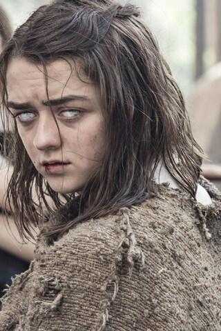 Arya Stark Game Of Thrones Season 6 4k
