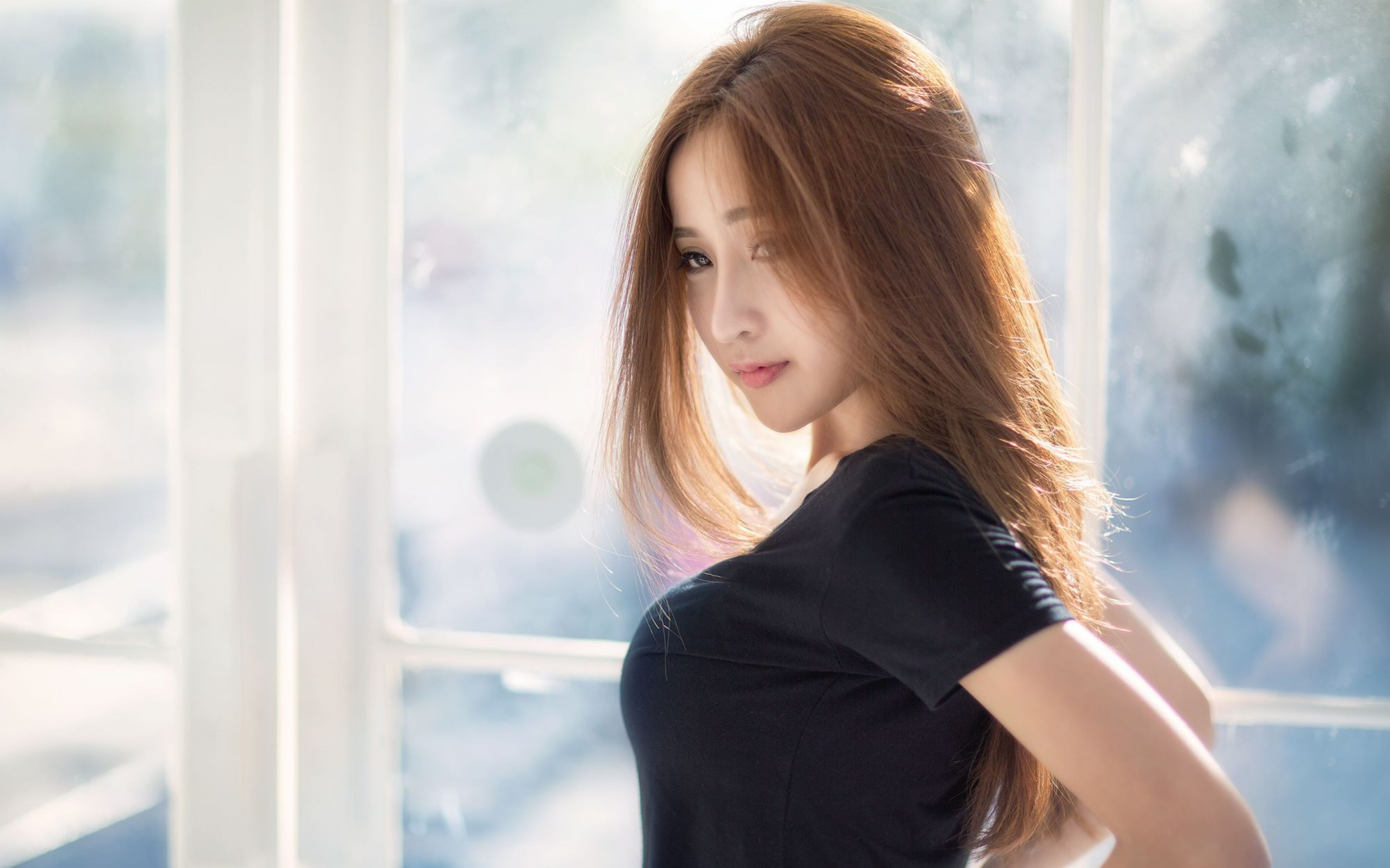 3840x2400 Asian Hot Girl 4k Hd 4k Wallpapers Images Backgrounds