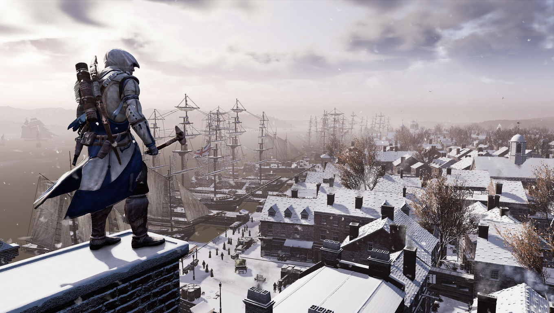 1360x768 Assassins Creed 3 Remastered 4k Laptop Hd Hd 4k