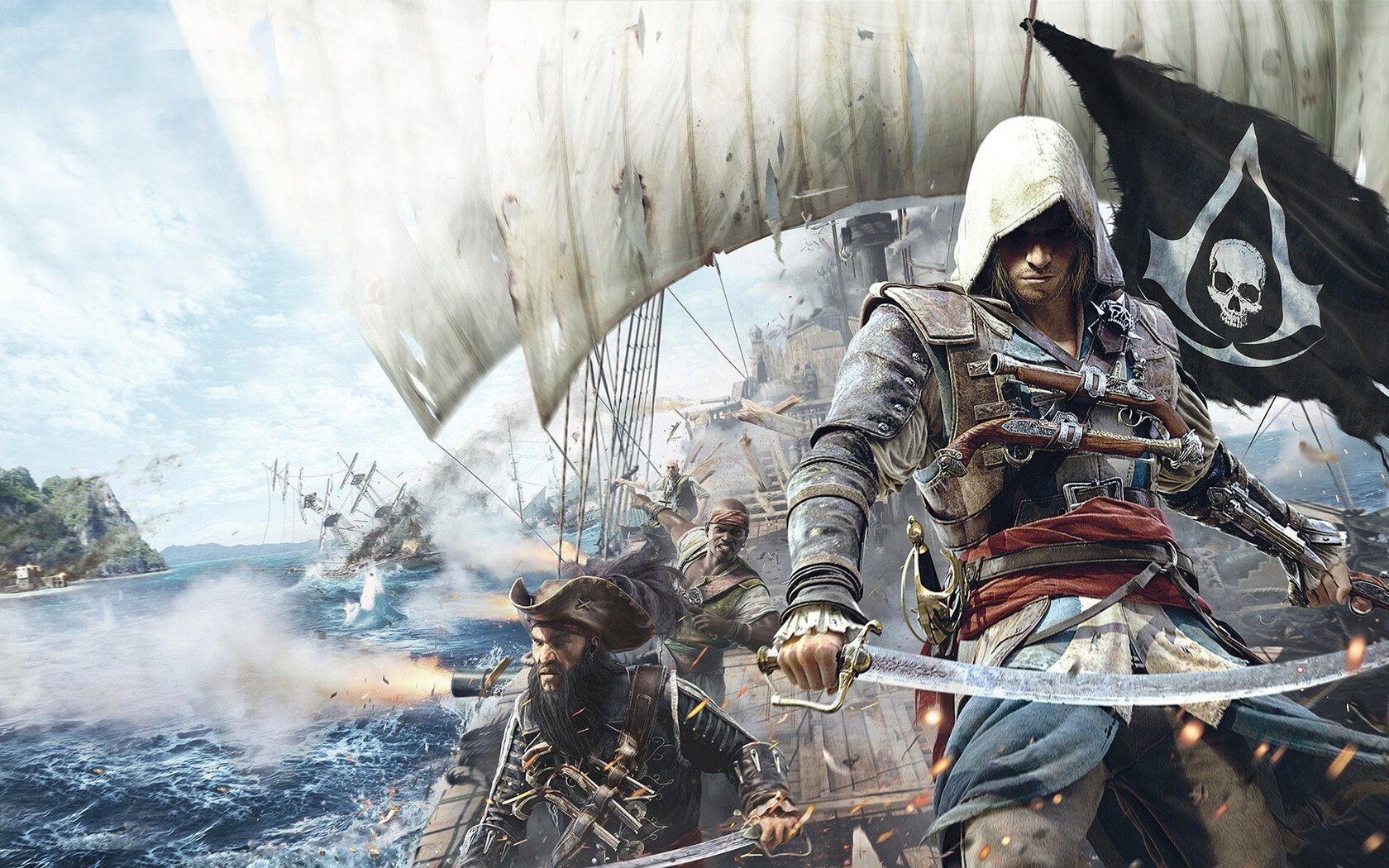 1680x1050 Assassins Creed 4 Black Flag 1680x1050 Resolution Hd 4k