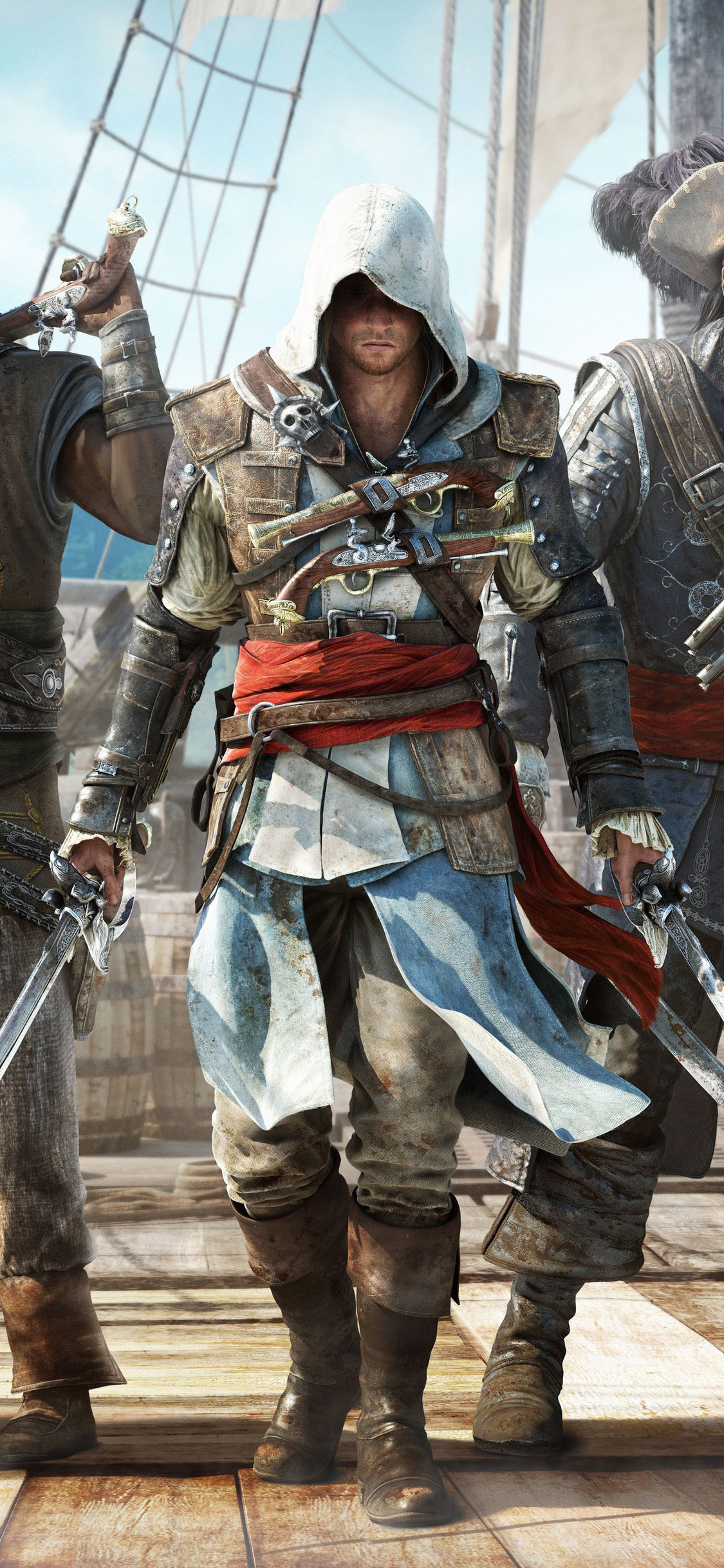 1125x2436 Assassins Creed Iv Black Flag 5k Iphone Xs Iphone 10